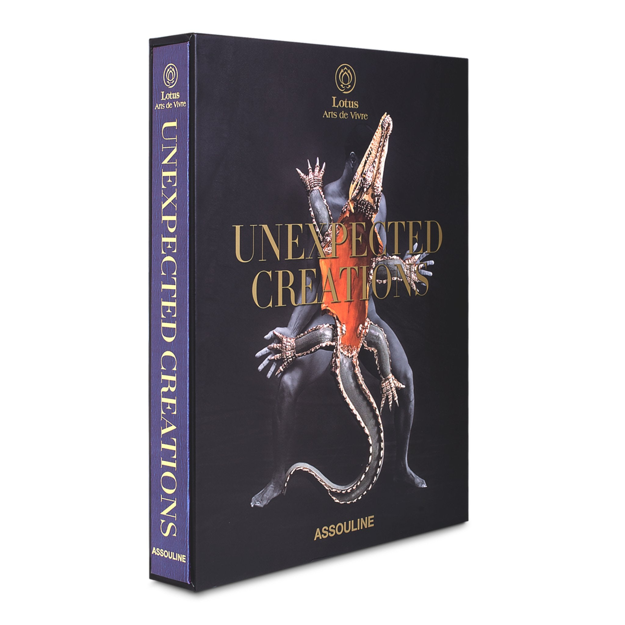 Assouline Books Unexpected Creations