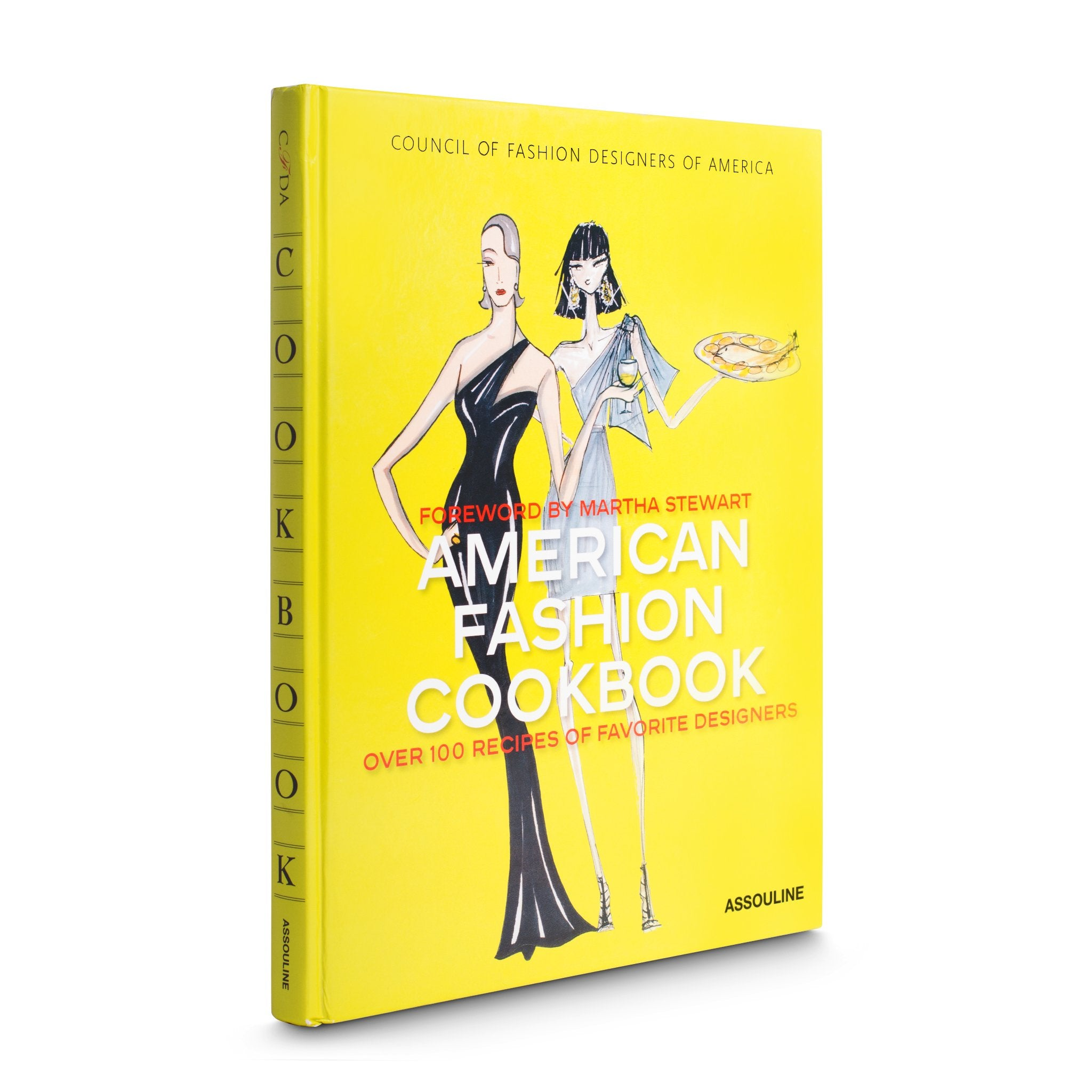 MaisonAssouline Books American Fashion Cookbook