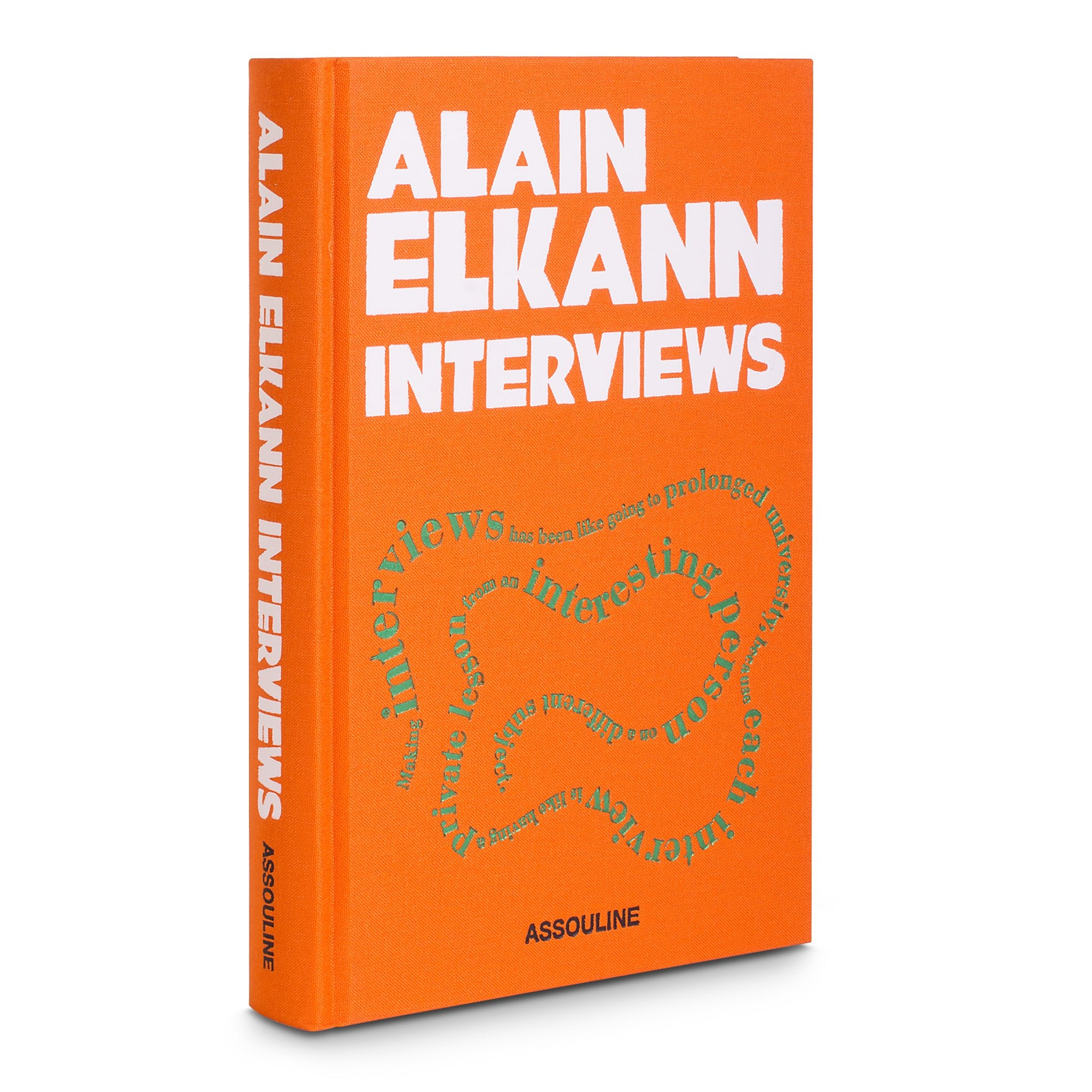 Alain Elkann: Interviews