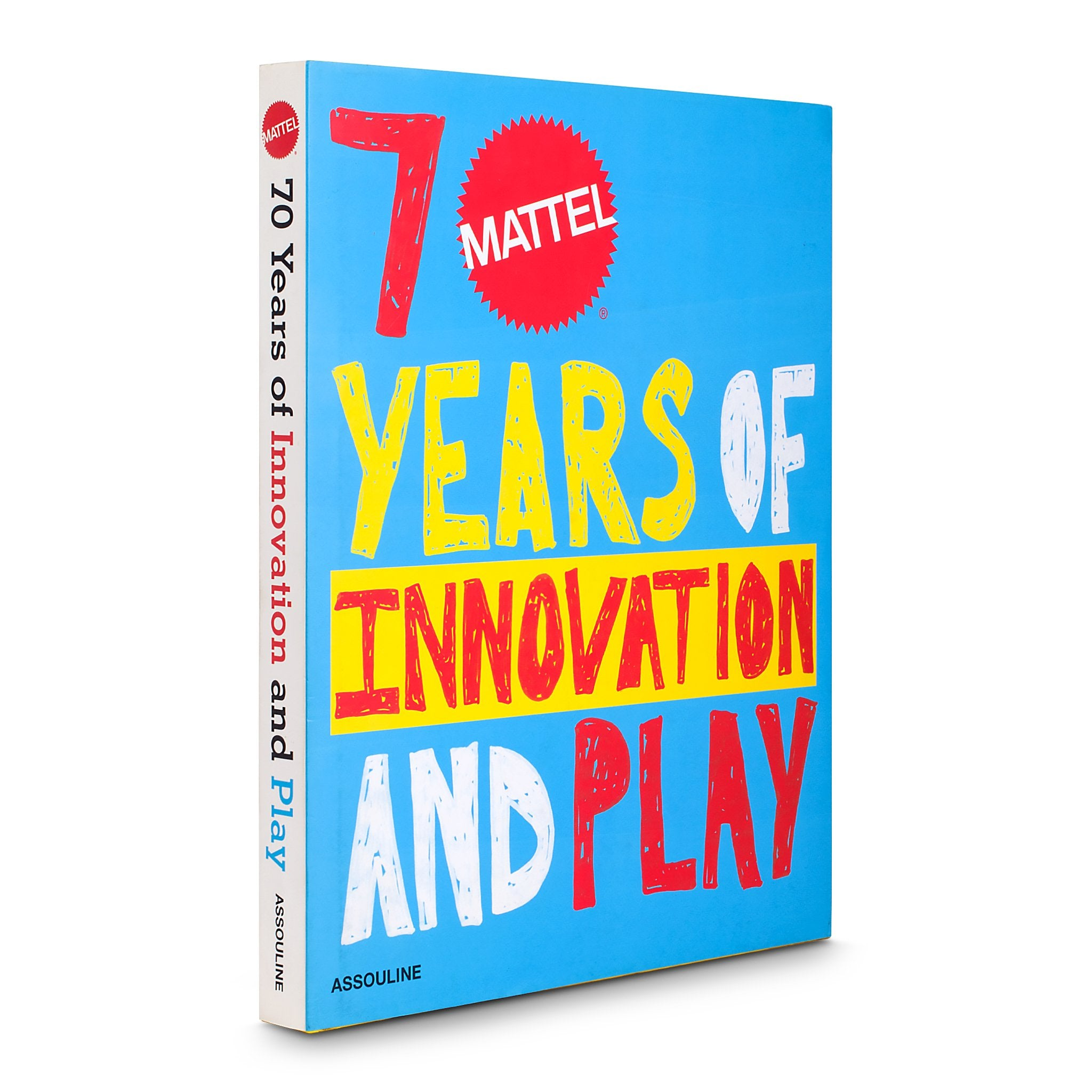 Assouline Books Mattel: 70 years of innovation and play