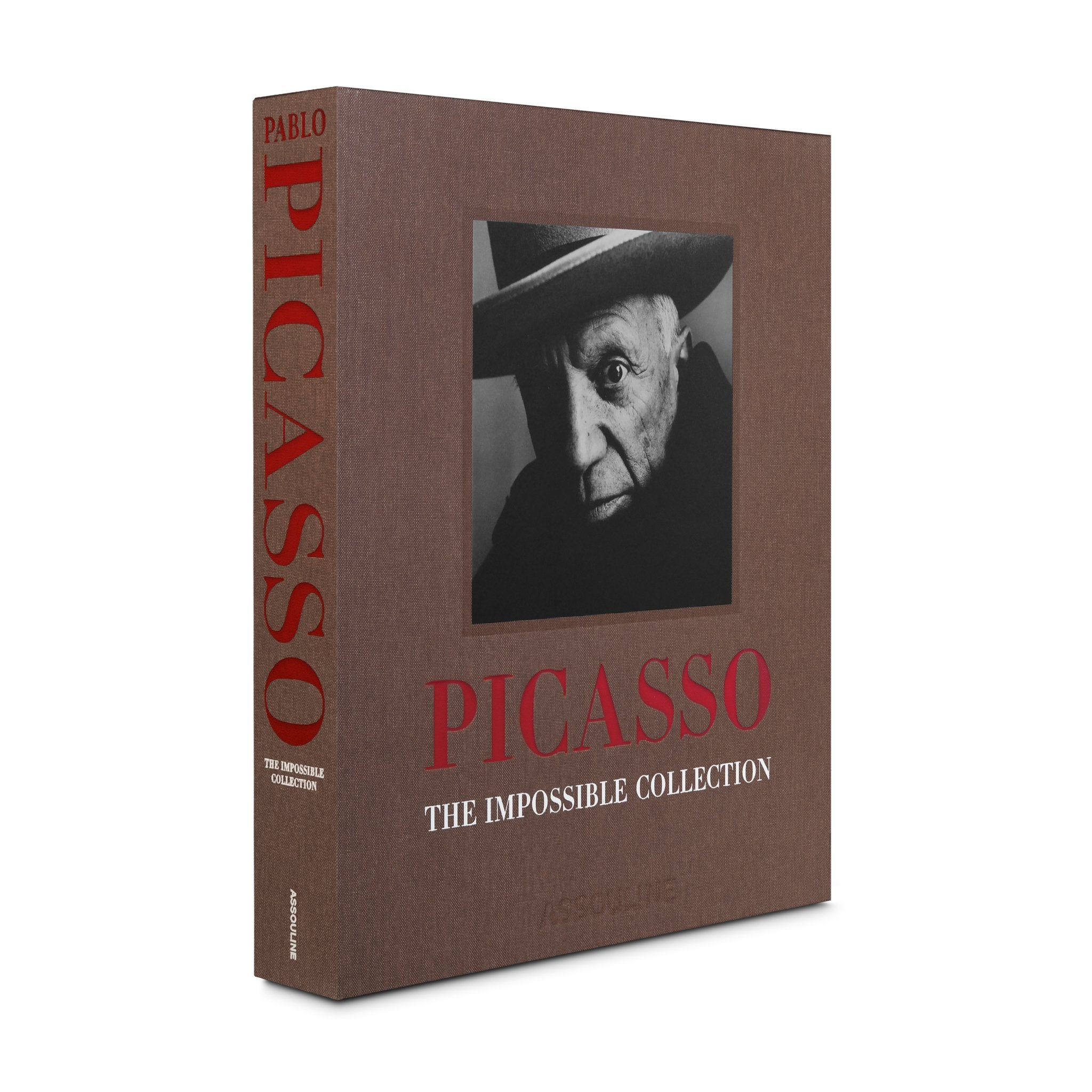 ASSOULINE Books Pablo Picasso: The Impossible Collection