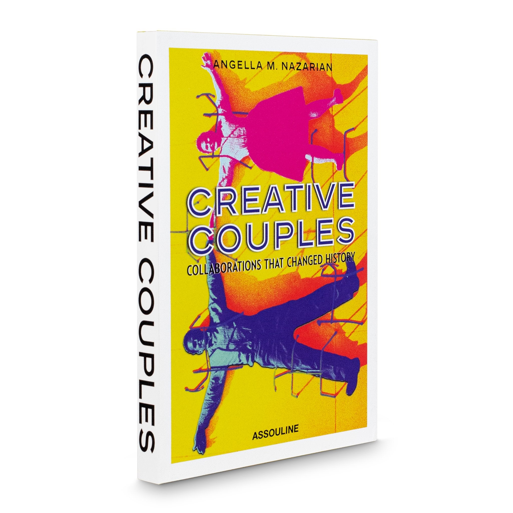 ASSOULINE Books Creative Couples: Collaborations That Changed History