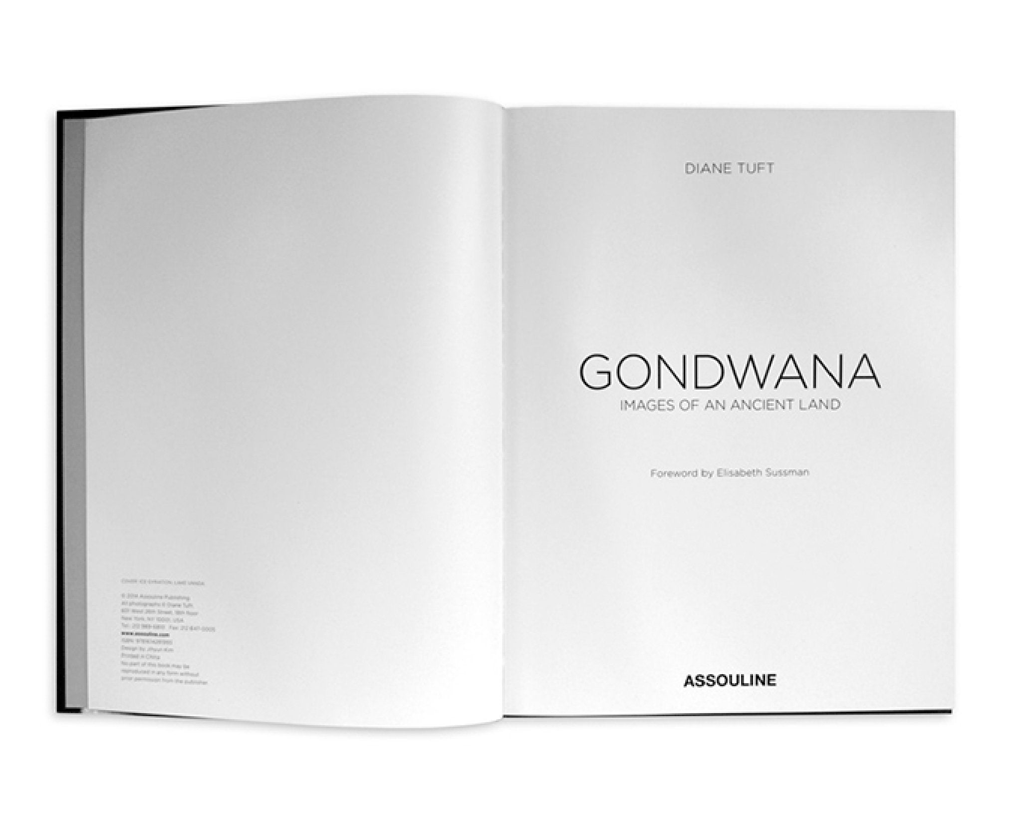 Gondwana - Images of an Ancient Land