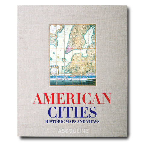Assouline Books American Cities