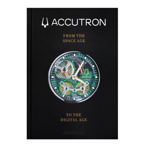 Accutron: From the Space Age to the Digital Age