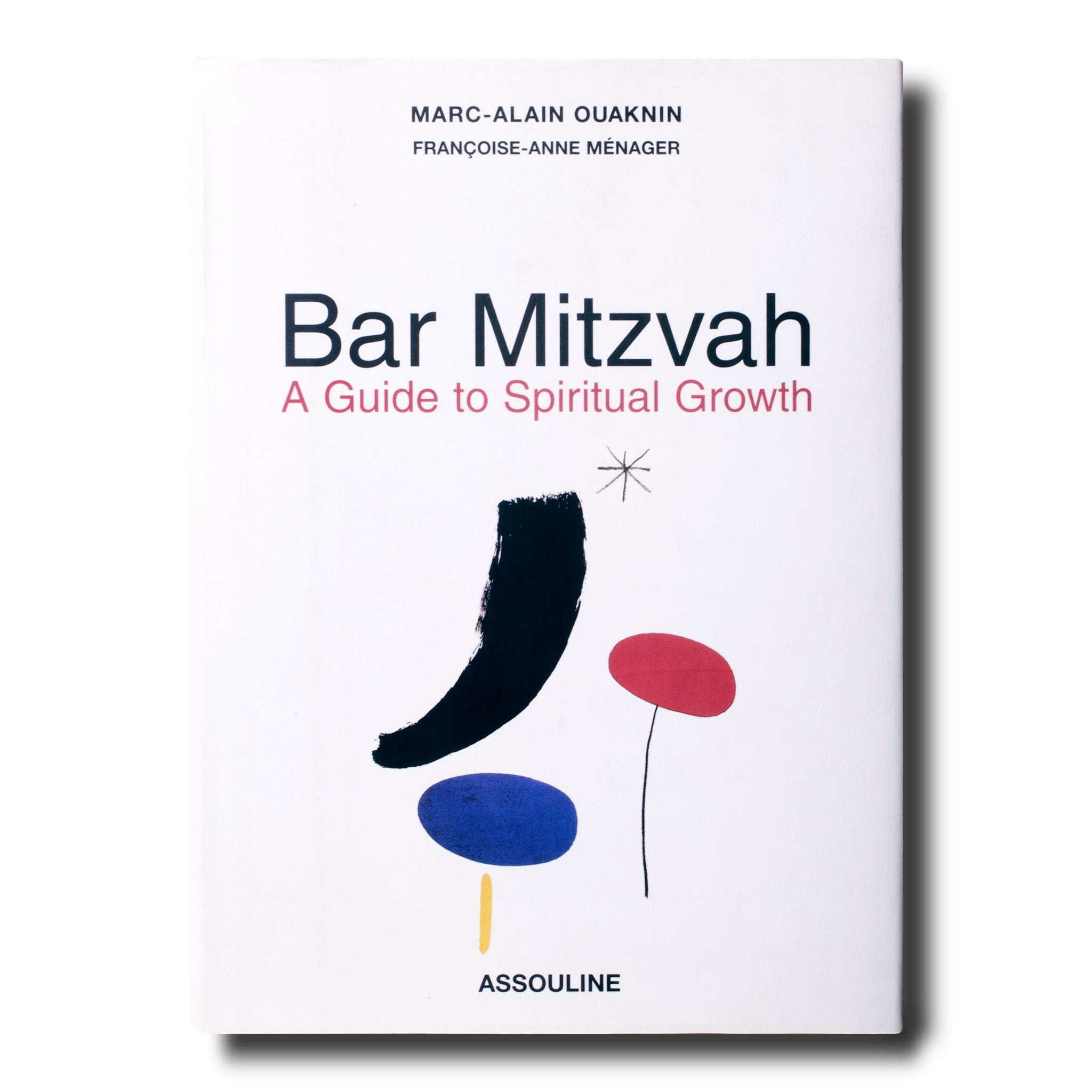 Bar mitzvah a guide to spiritual growth book assouline assouline bar mitzvah a guide to spiritual growth assouline biocorpaavc Gallery