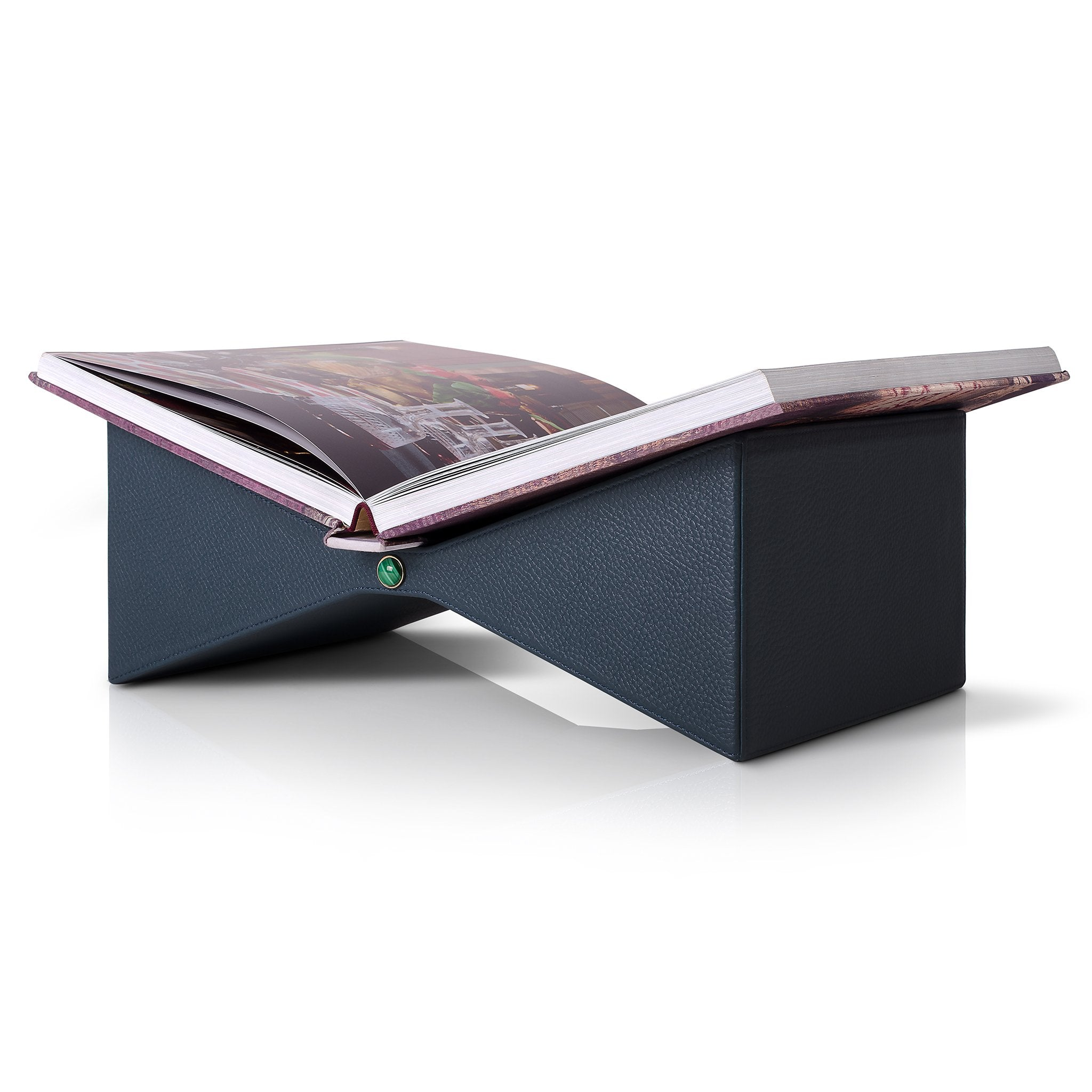 Madame Malachite Papillon Bookstand - Assouline