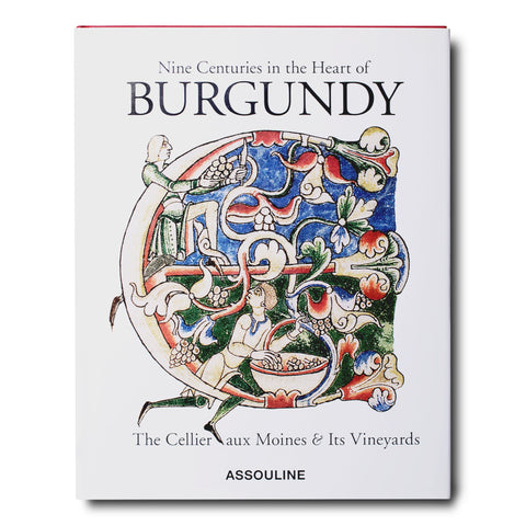 Assouline Books Nine Centuries in the Heart of Burgundy