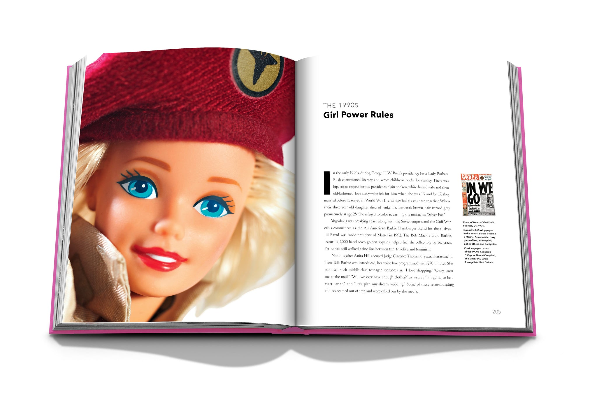 ASSOULINE Books Barbie: 60 Years of Inspiration