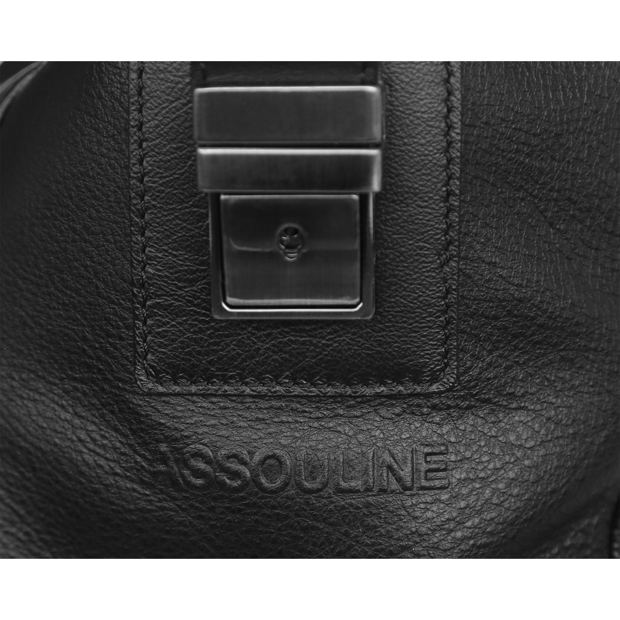 Didot Collection Black Bookbag - Assouline