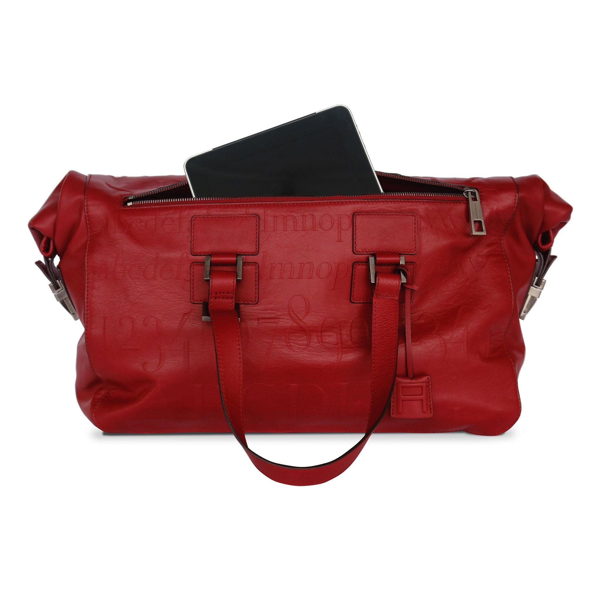 Didot Collection Red Bookbag - Assouline