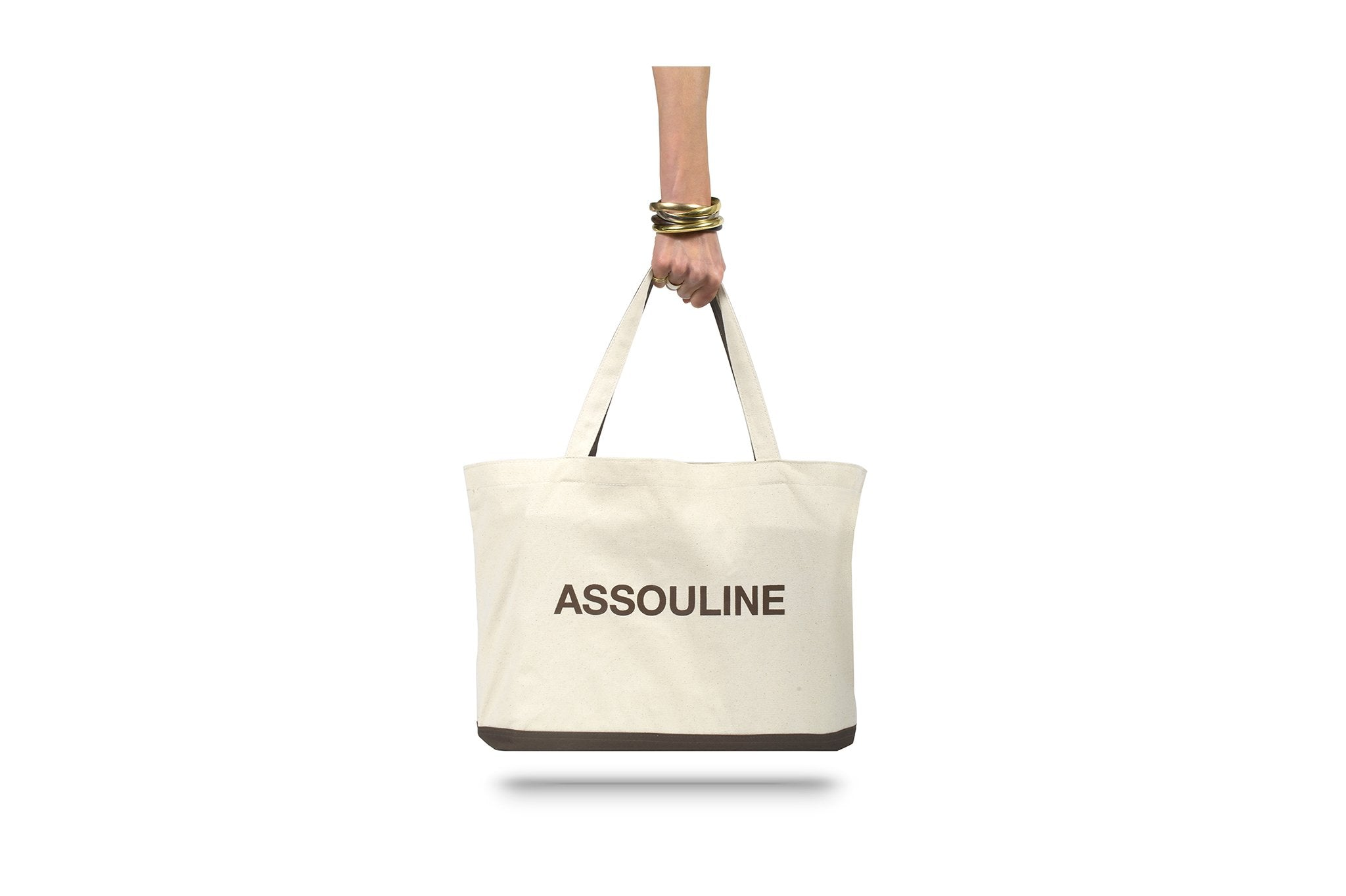 Assouline Ultimate Canvas Tote - Assouline