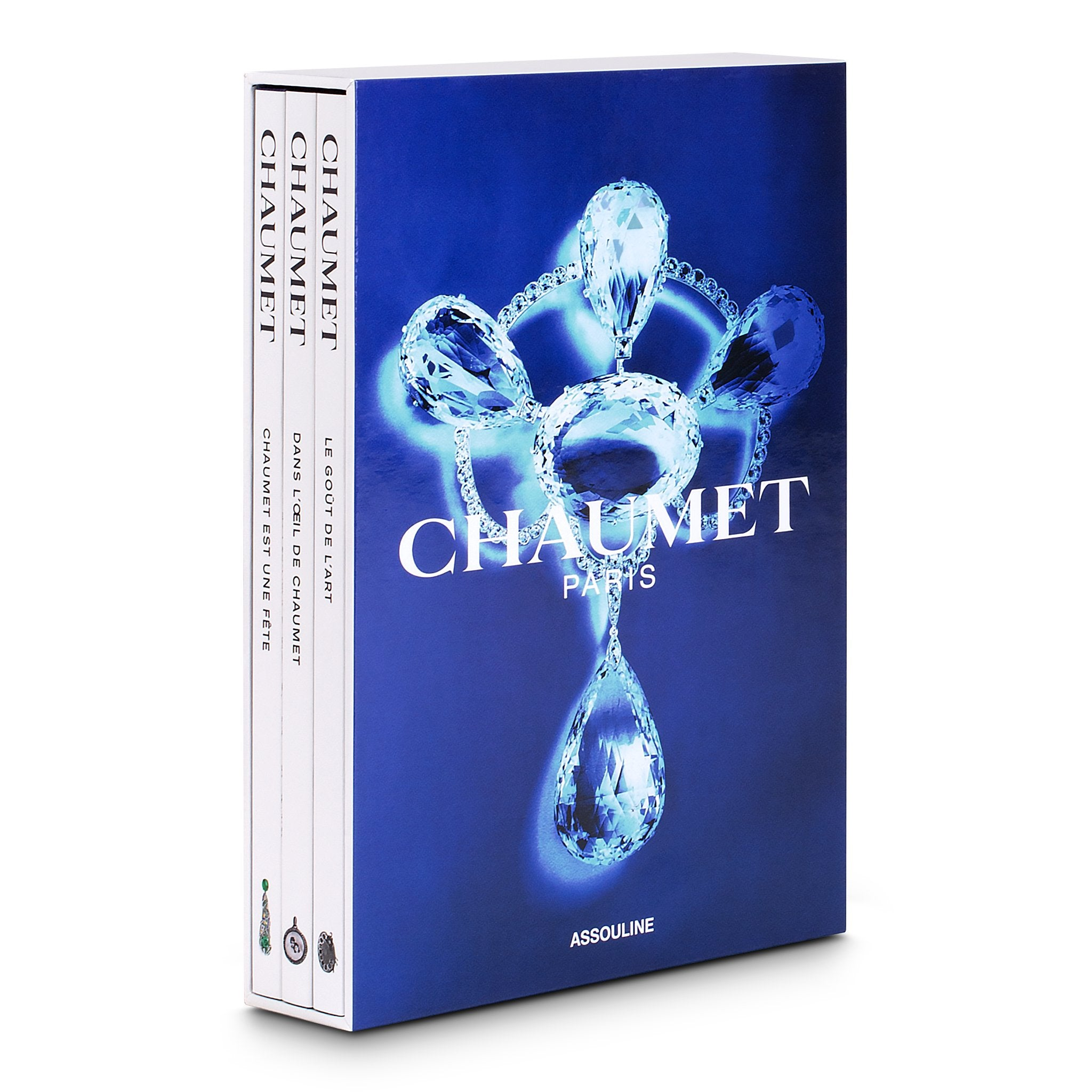 Chaumet: Photography, Arts, Fetes - Set of 3 - Assouline