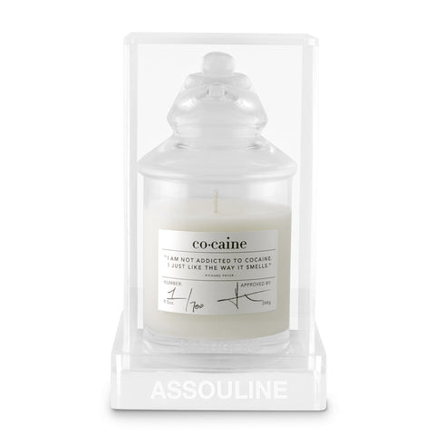 The Cocaine Candle