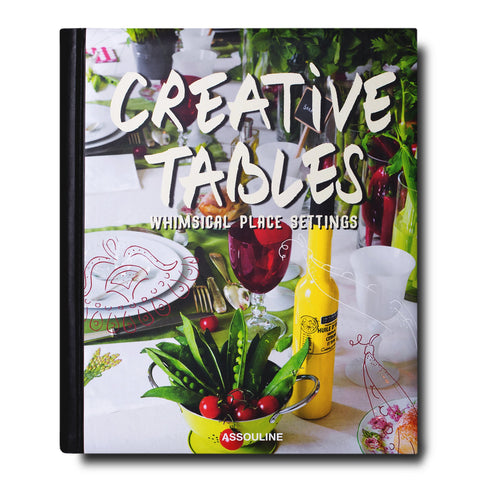 Creative Tables - Assouline