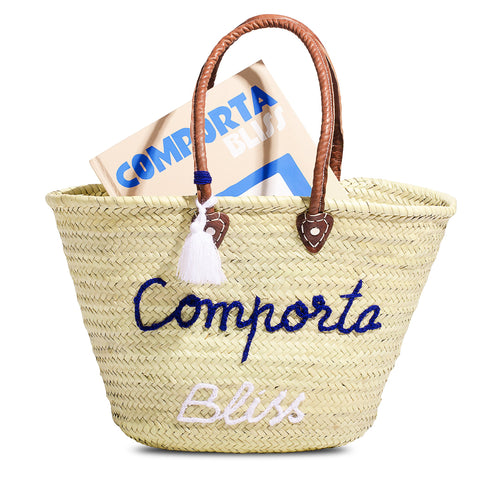 Comporta Bliss Bag and Book Set - Assouline