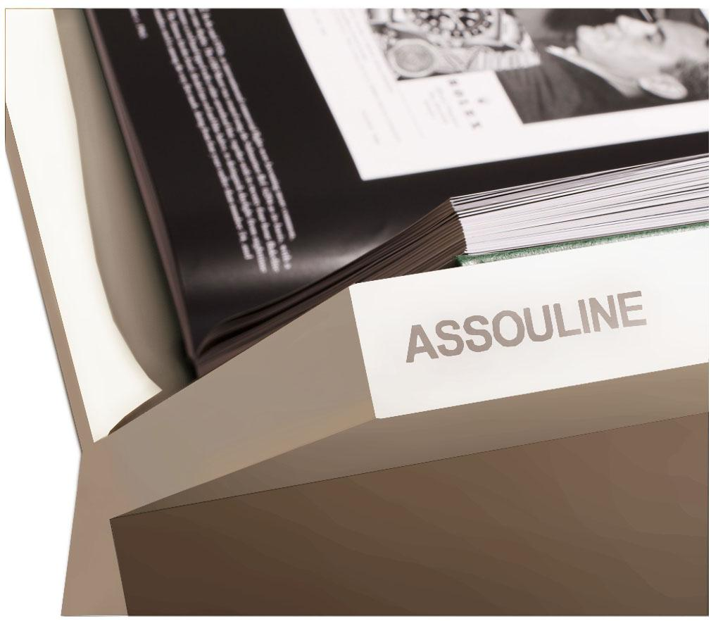 ASSOULINE Accessories Allure Bookstand - Crème