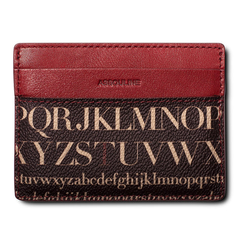Didot Collection Card Holder - Assouline