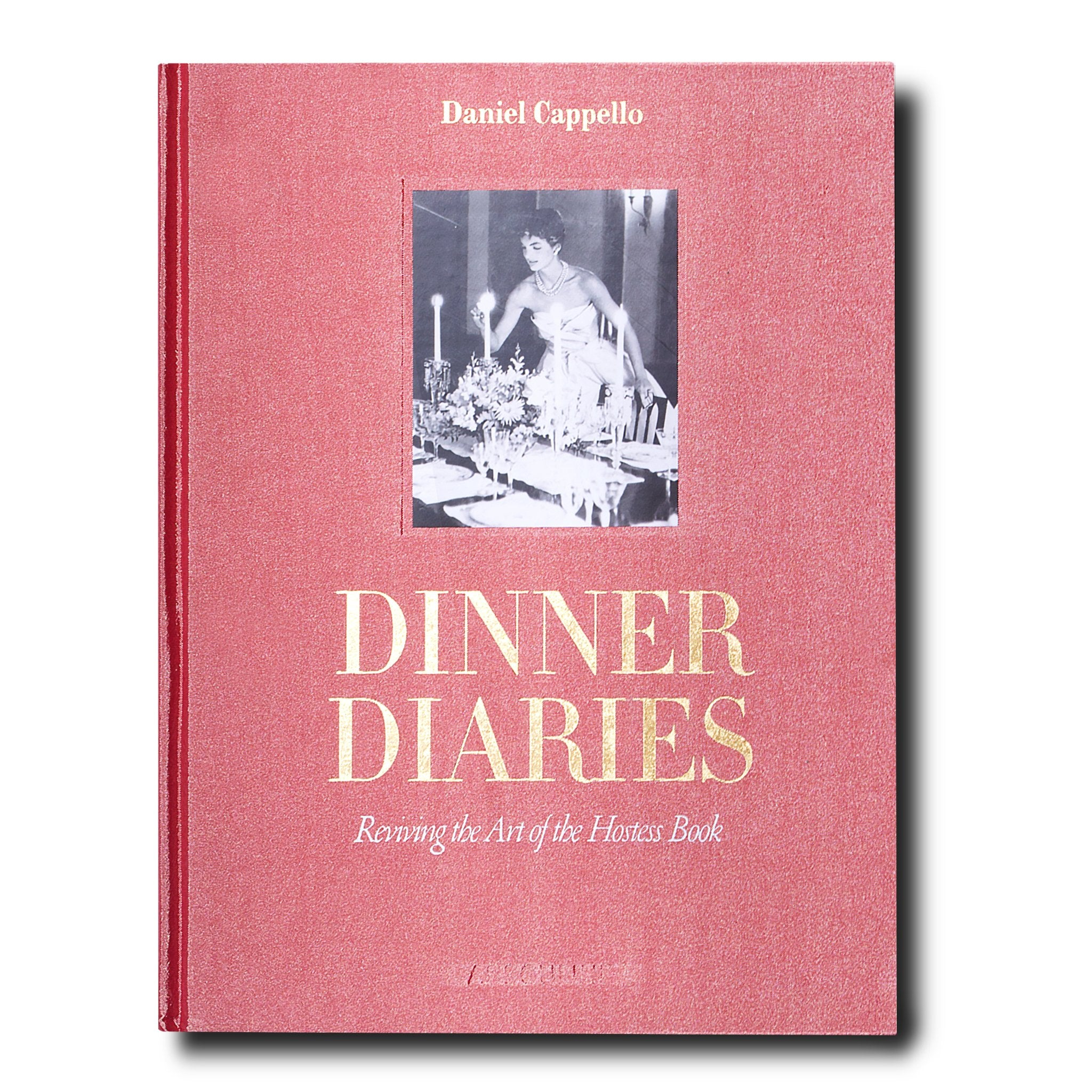 Assouline Books Dinner Diaries