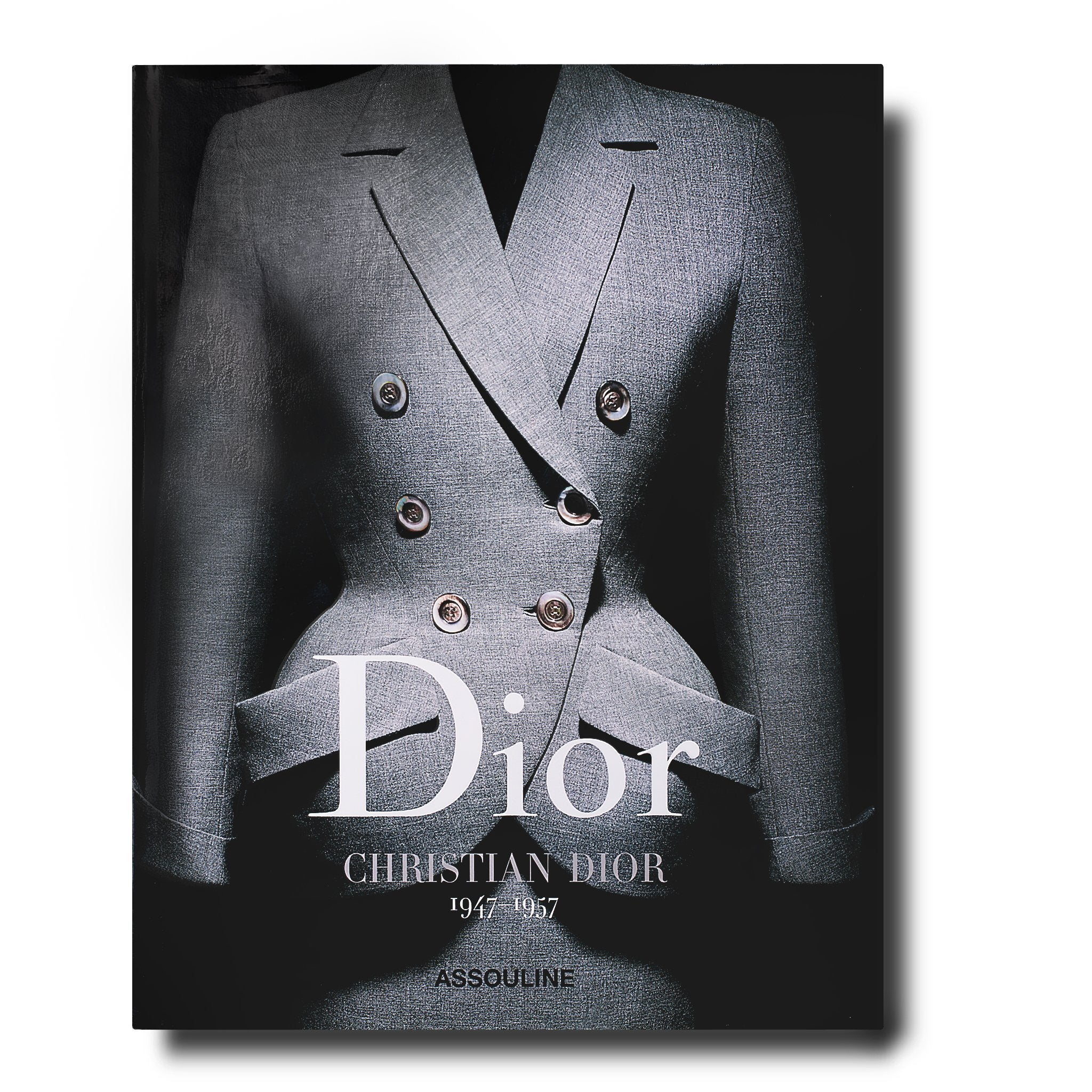 59618f32f13 Dior by Christian Dior book by Olivier Saillard
