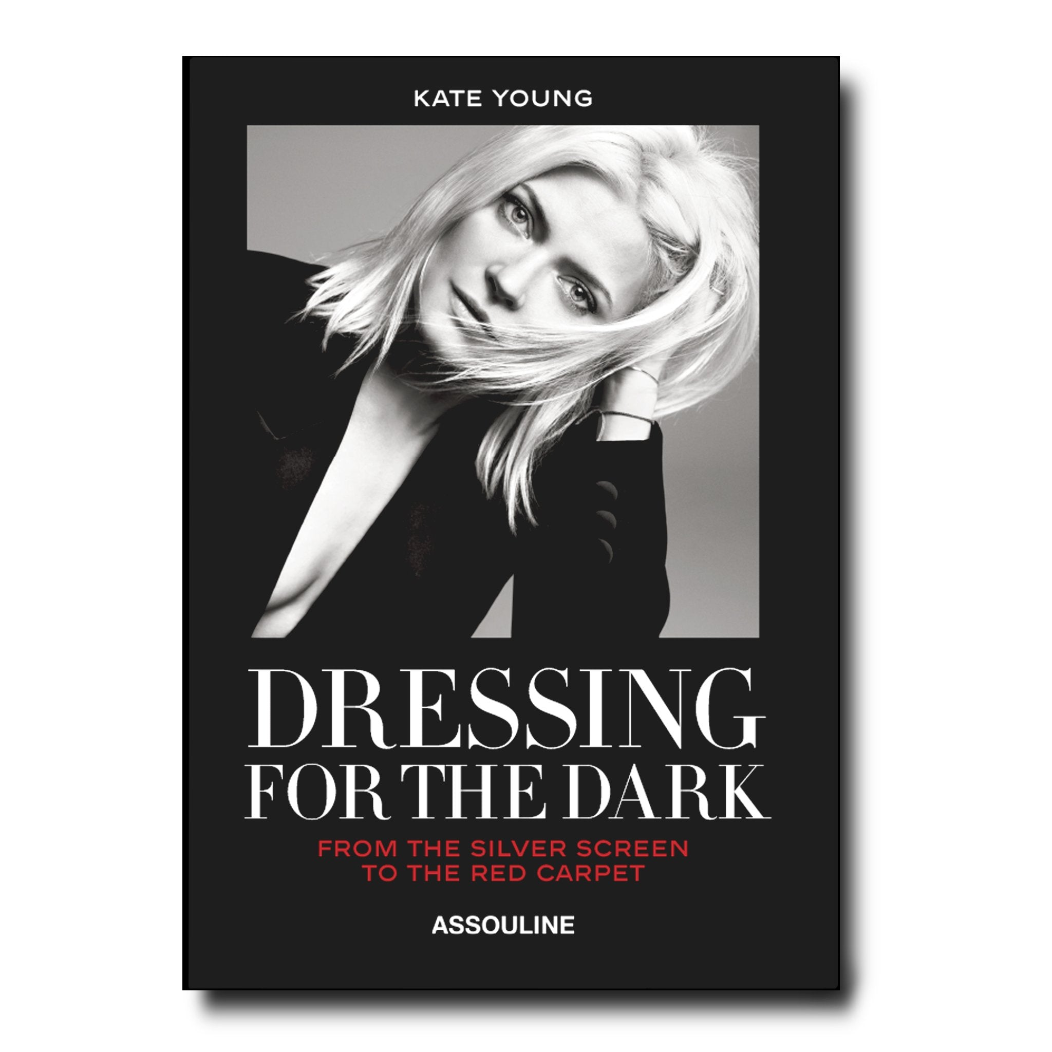 Assouline Books Dressing for the Dark - Red Carpet Edition