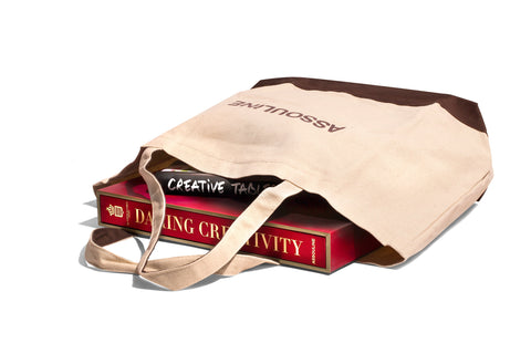 Assouline Medium Canvas Tote - Assouline