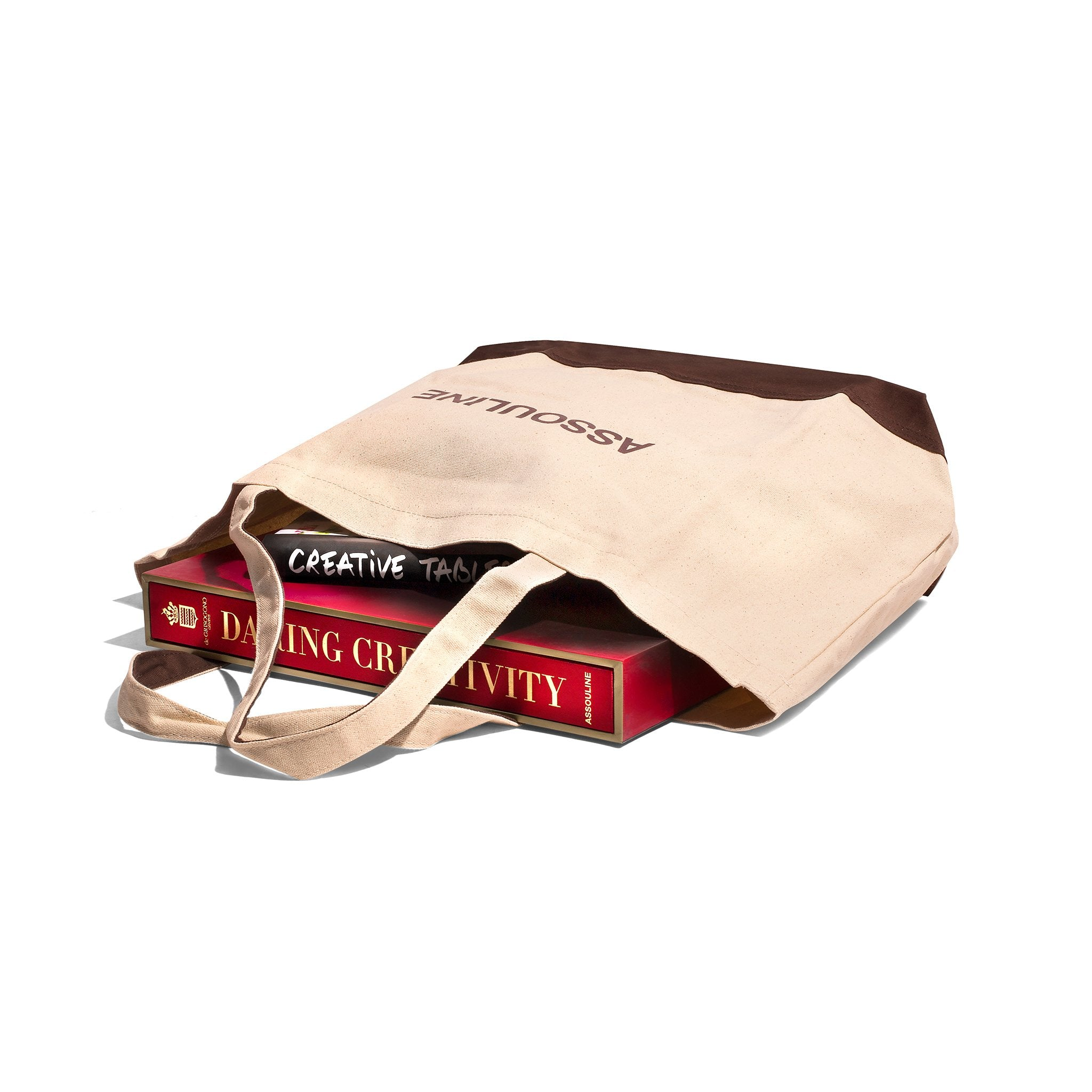 Assouline Ultimate Canvas Tote