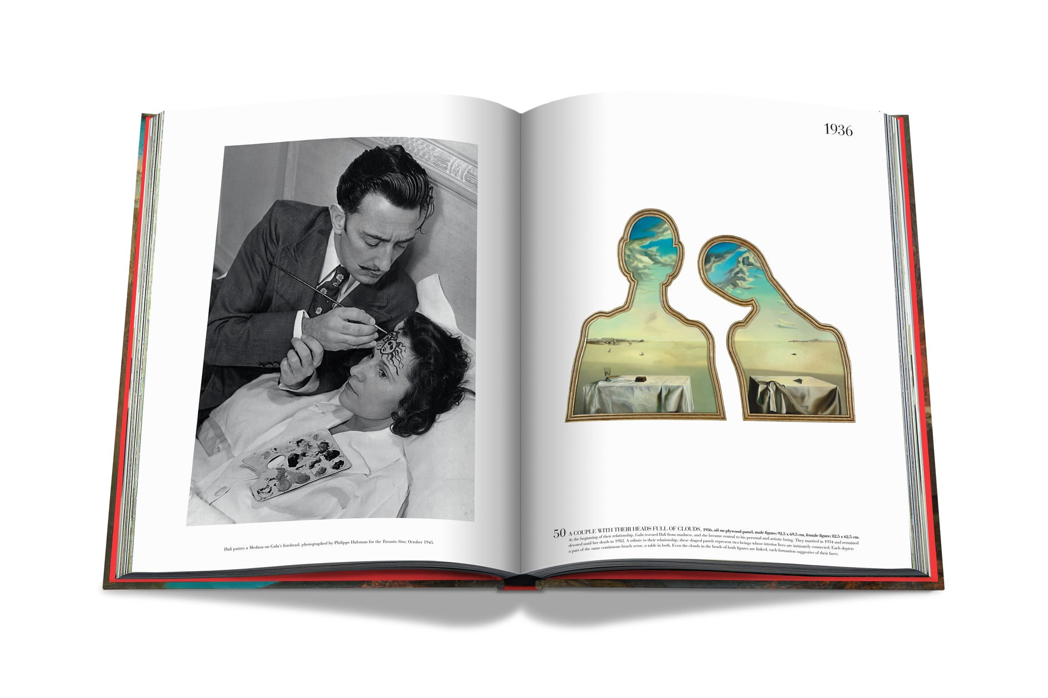 ASSOULINE Books Salvador Dalí : The Impossible Collection