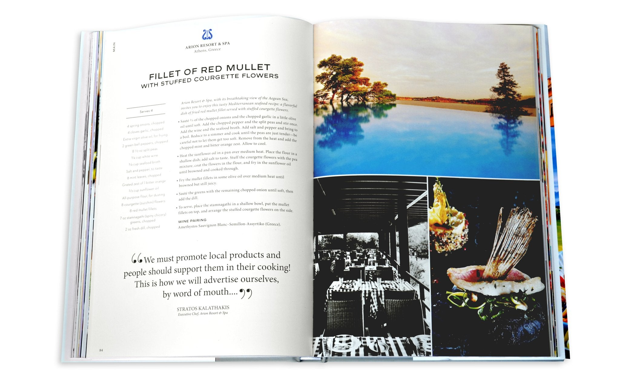 Assouline Books The Luxury Collection: Epicurean Journeys