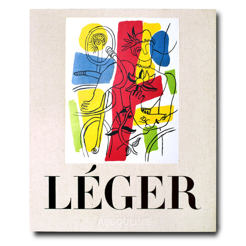 Assouline Books Fernand Leger: A Survey Of Iconic Works