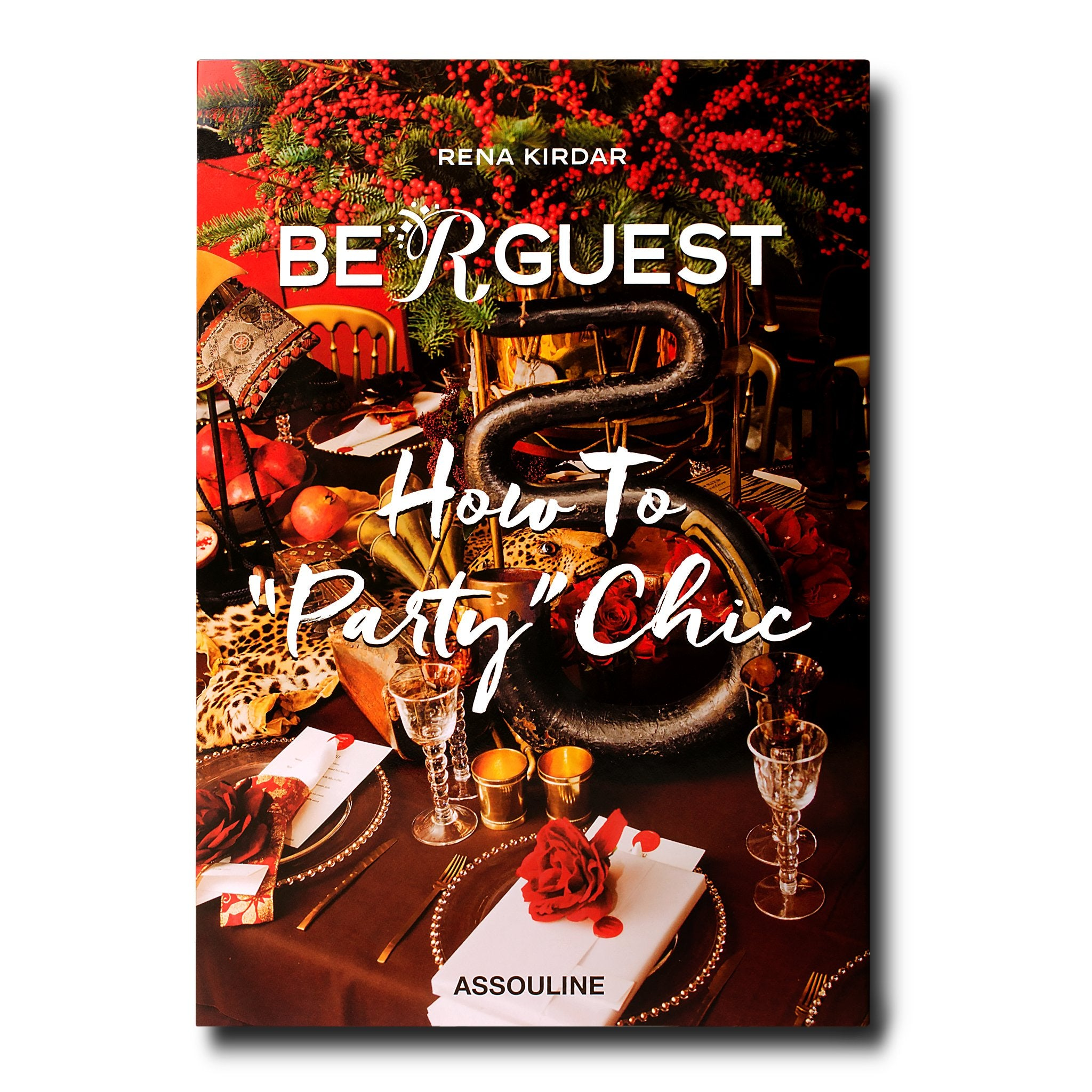 Assouline Books Be R Guest