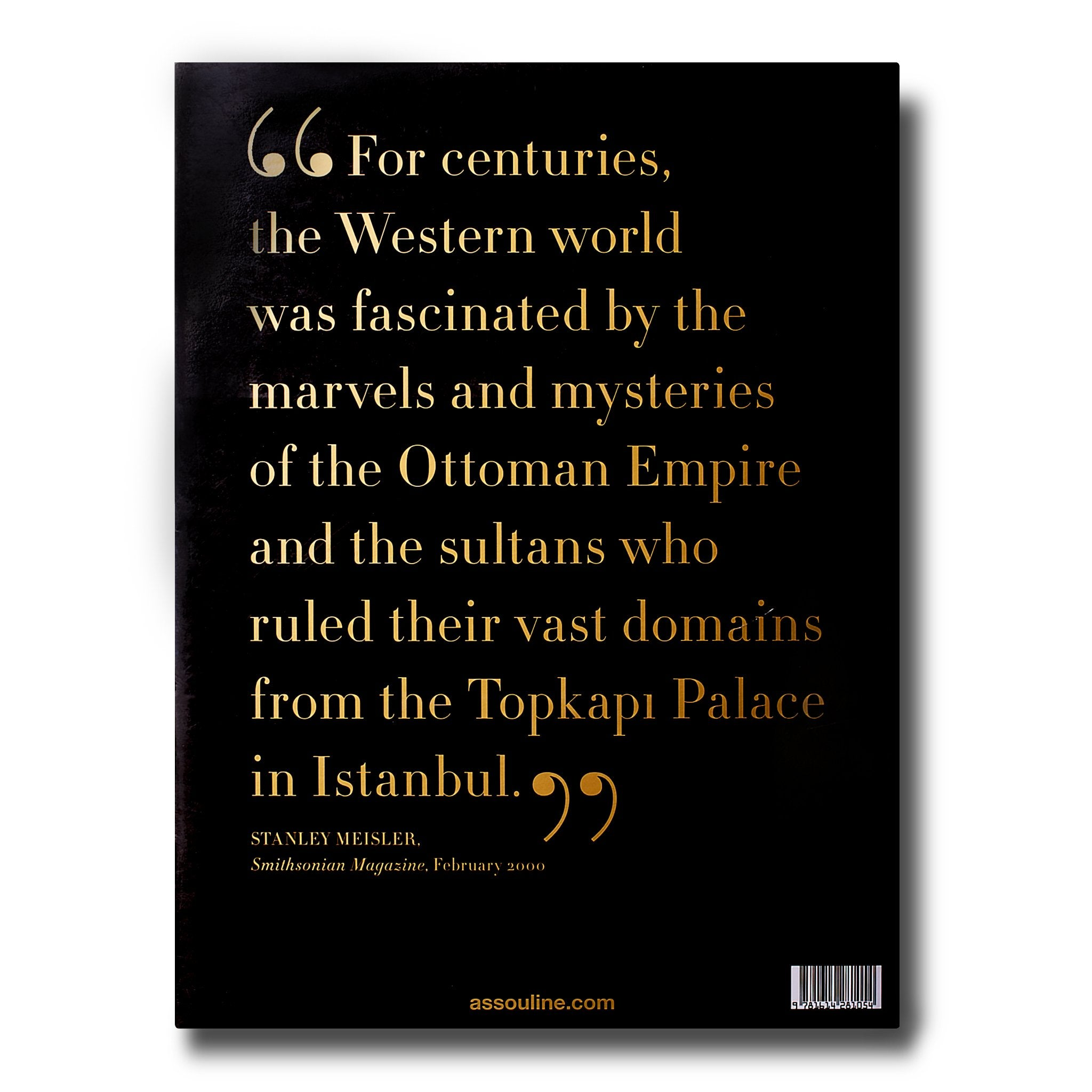 Assouline Books Portraits and Caftans of The Ottoman Sultans