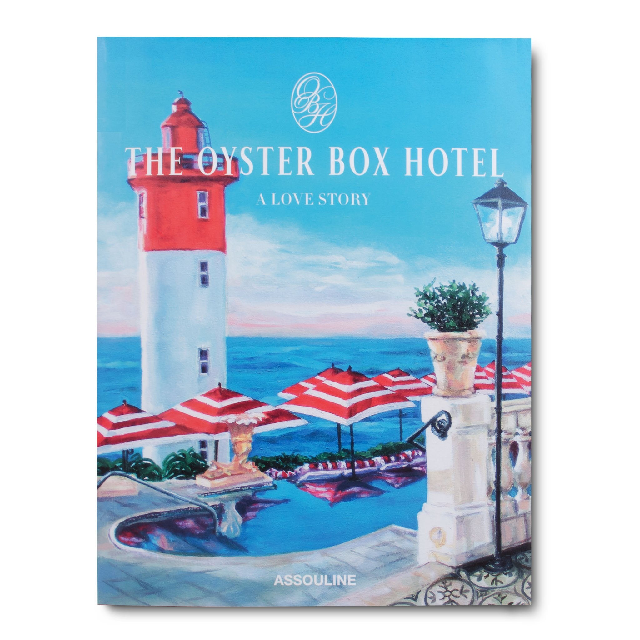The Oyster Box Hotel book | ASSOULINE