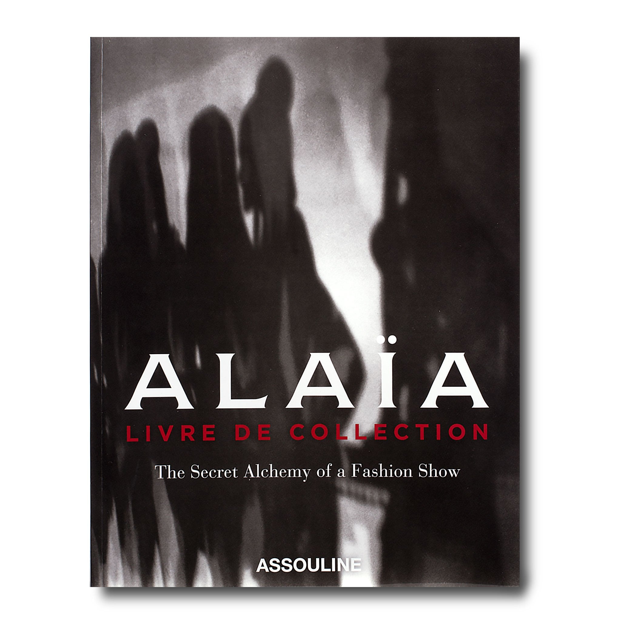 Alaia Livre De Collection Assouline