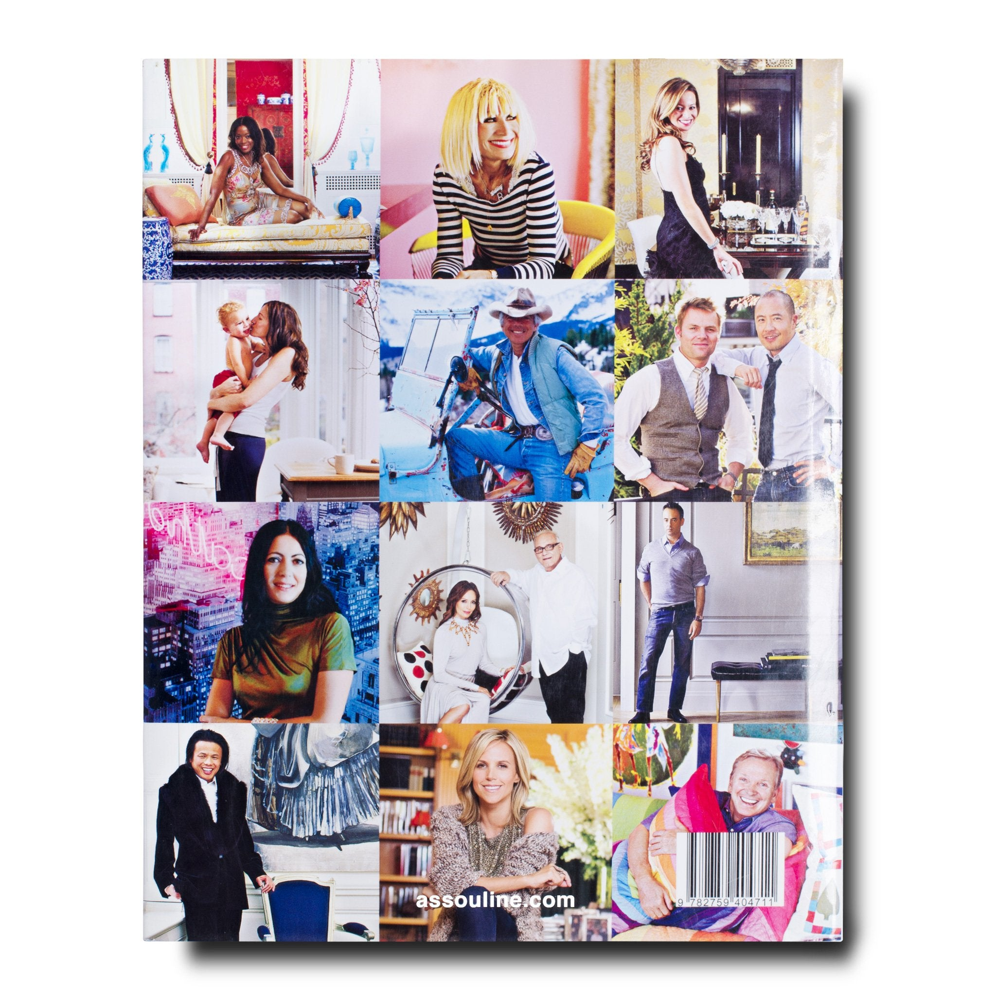American Fashion Designers at Home book   ASSOULINE