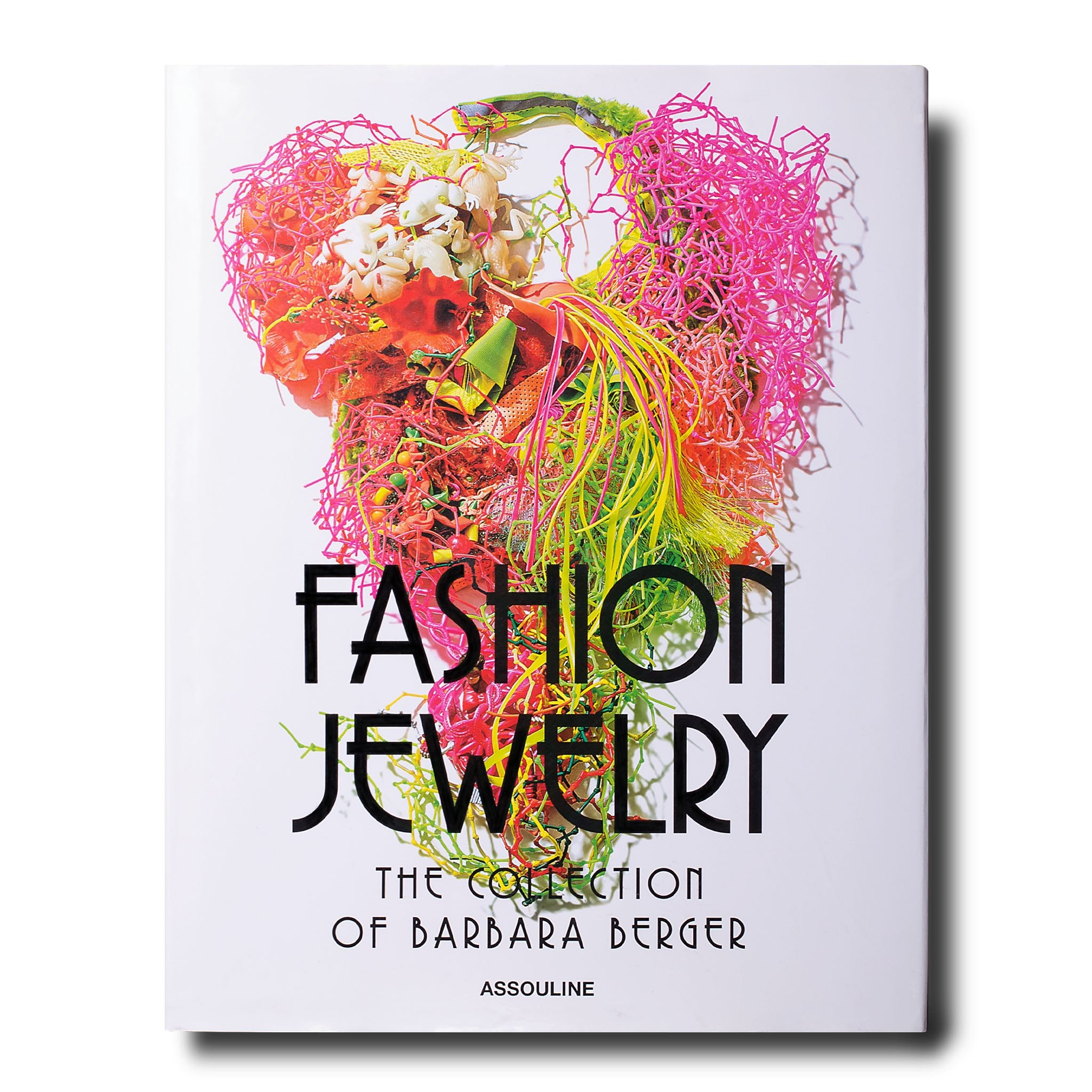 1efa14274 FASHION JEWELRY:The Collection of Barbara Berger Book - ASSOULINE