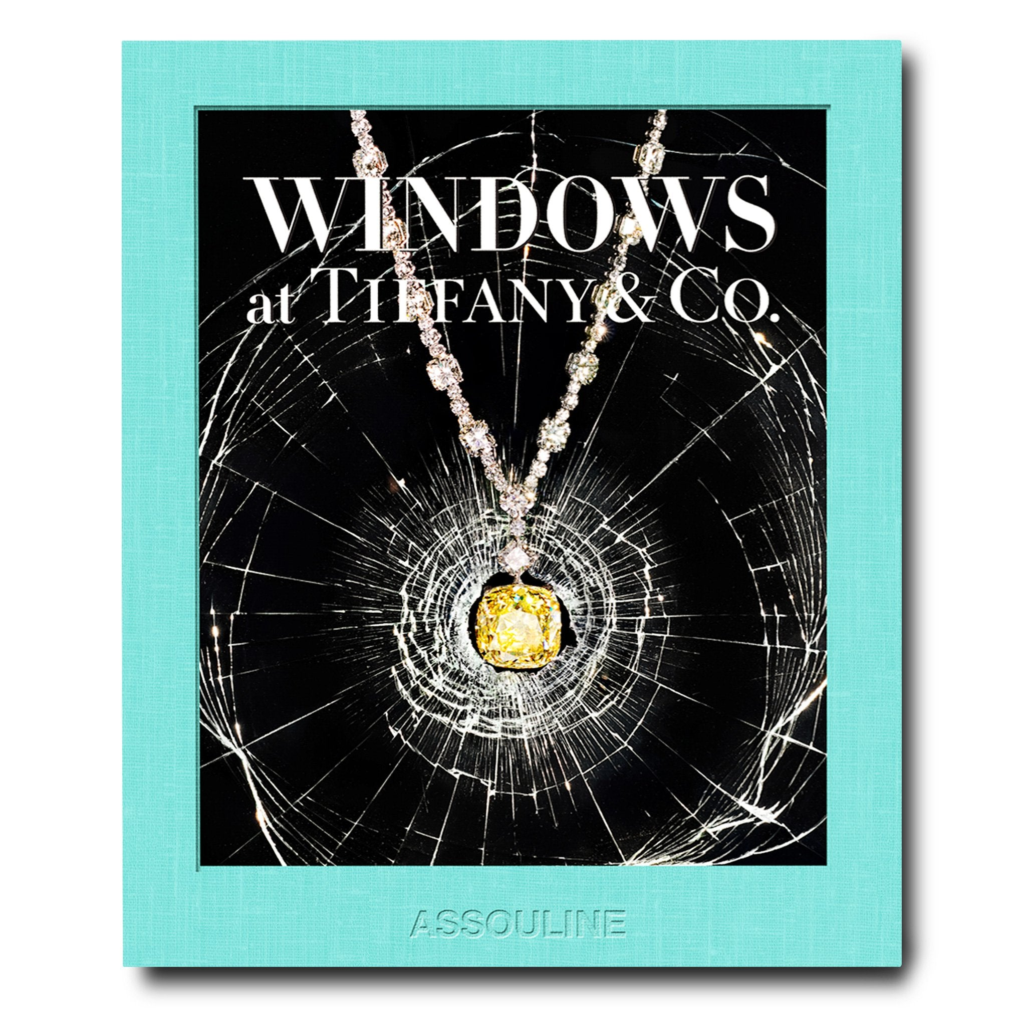 Assouline Books Windows at Tiffany and Co.