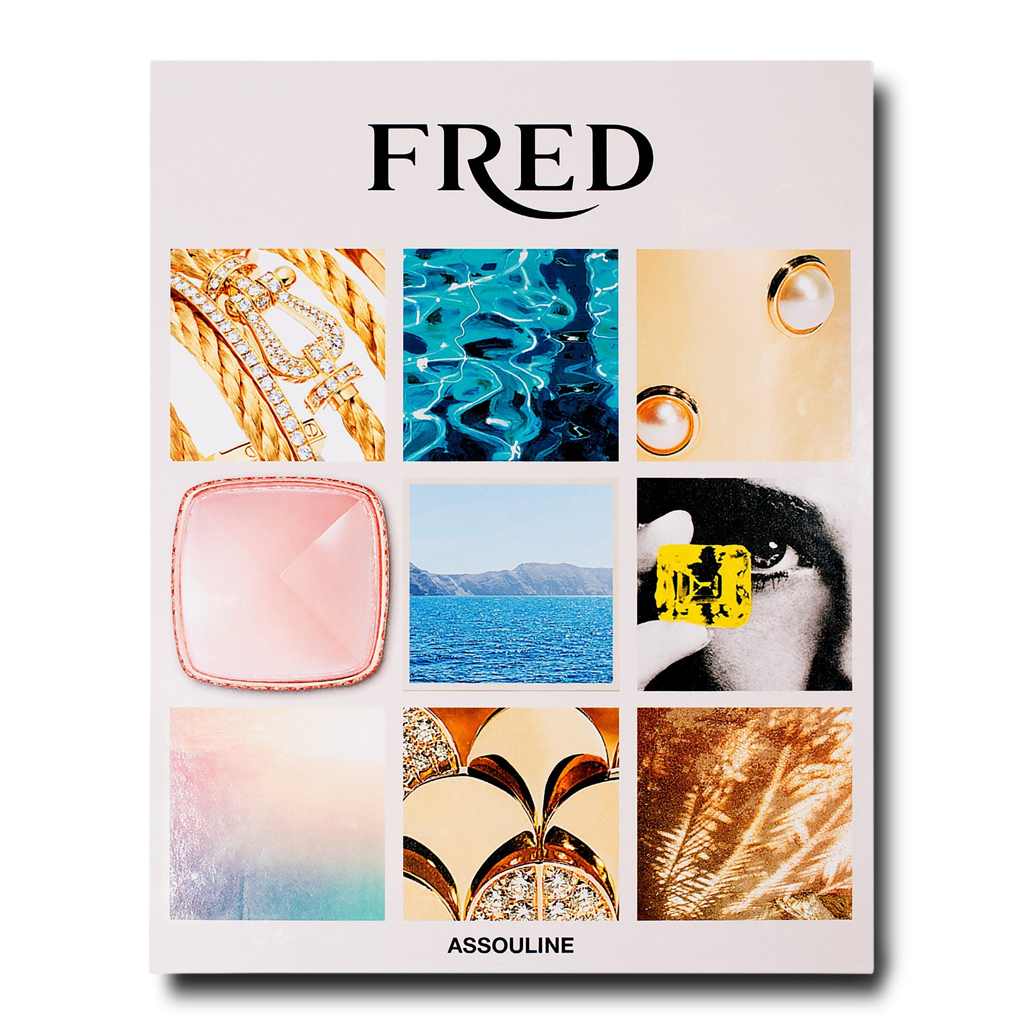 Assouline Books Fred