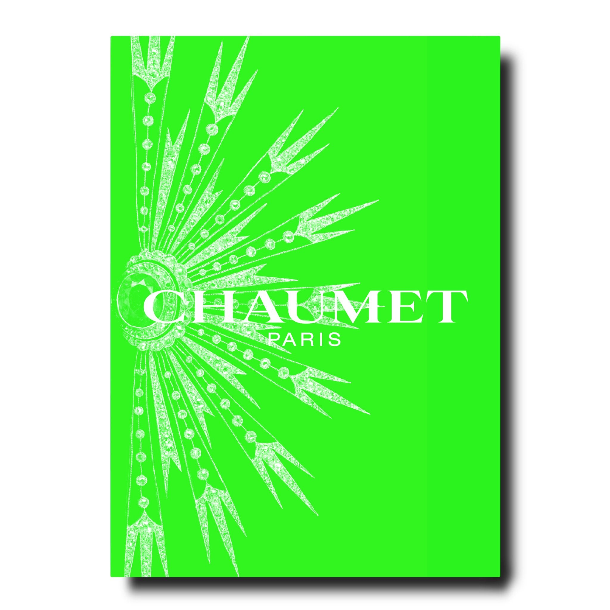 ASSOULINE Books Chaumet: The Art of the Line, Les Ciels de Chaumet, Precious Time