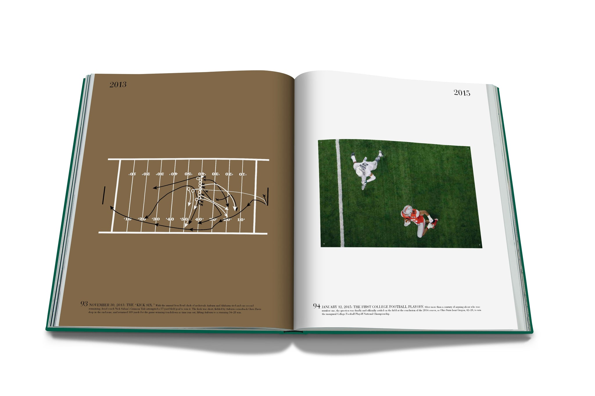 ASSOULINE Books Football: The Impossible Collection
