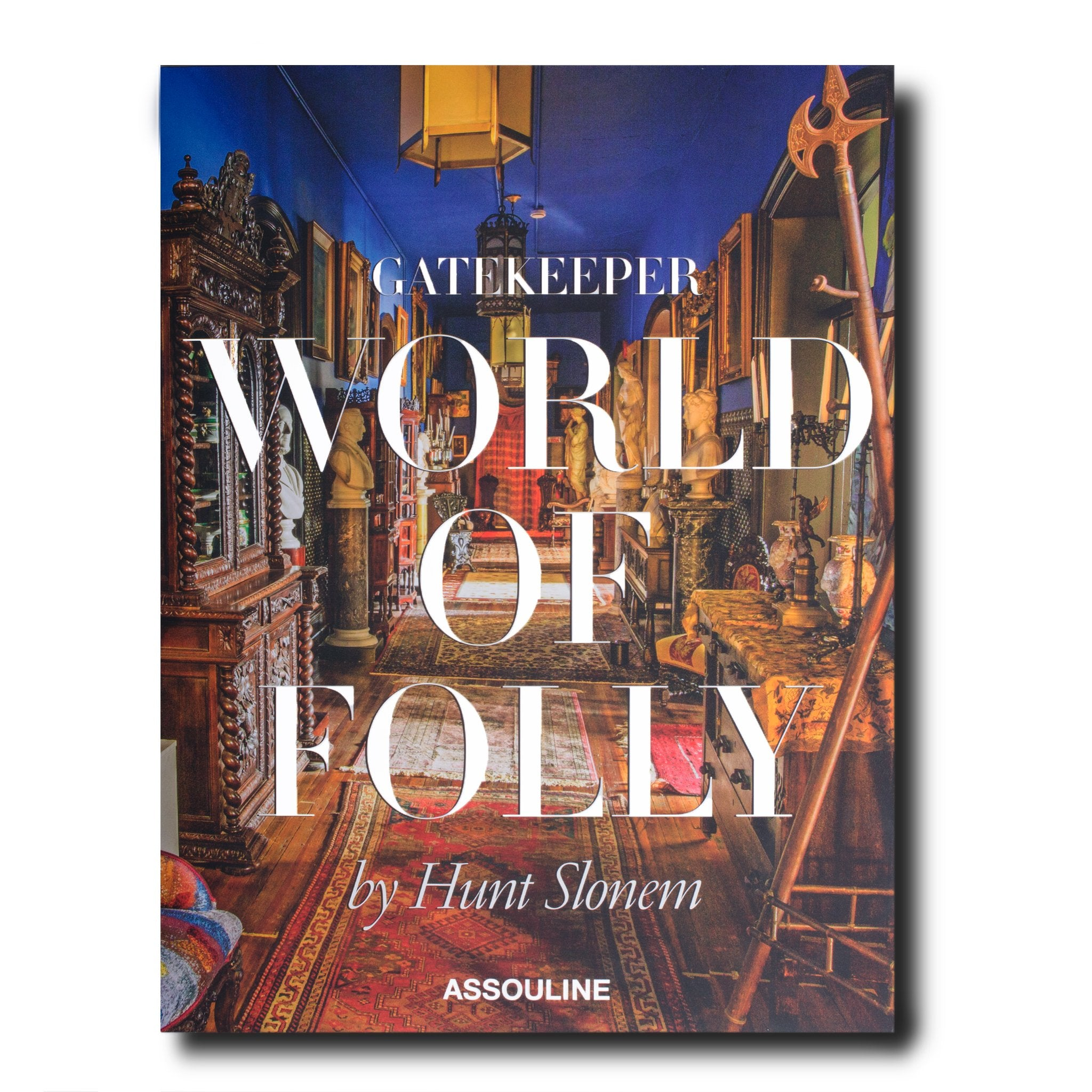 Gatekeeper: World of Folly - Assouline