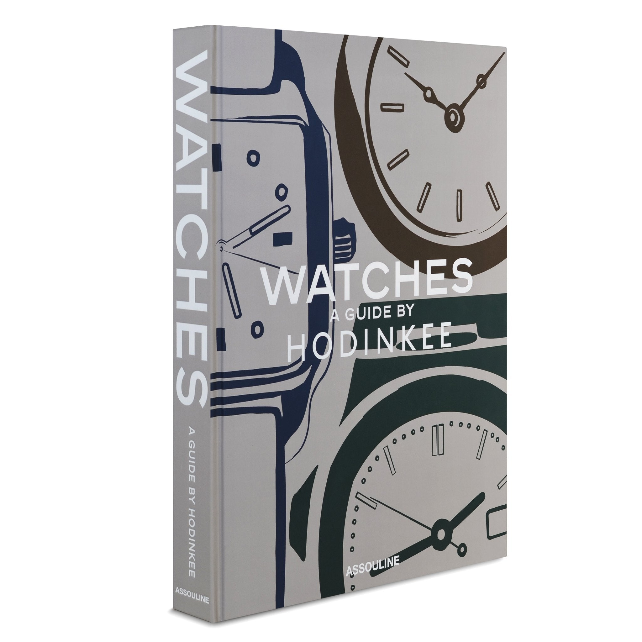 ASSOULINE Books Watches: A Guide by Hodinkee