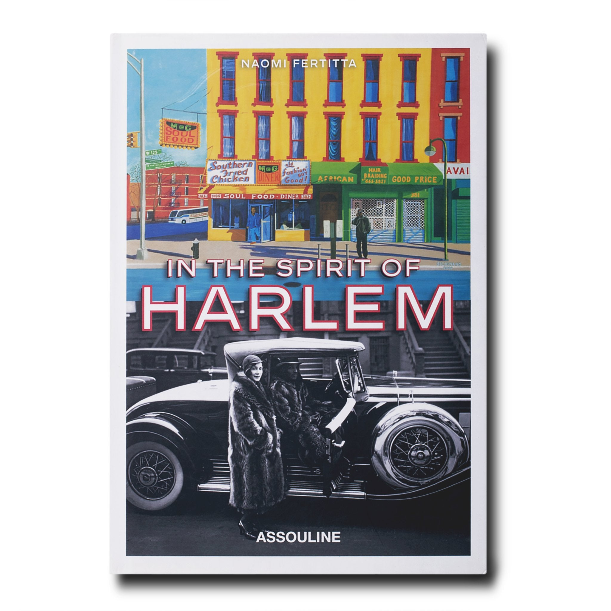 In The Spirit of Harlem - Assouline