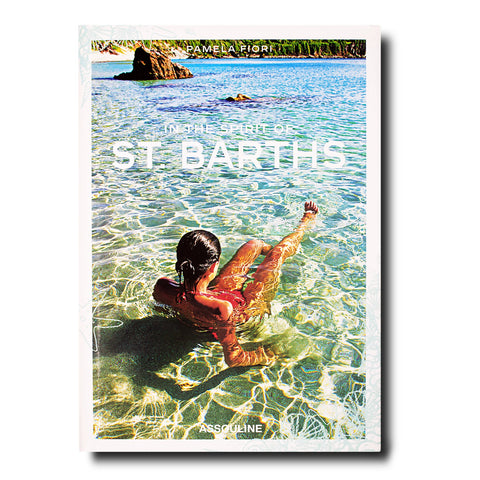 Assouline Books In the Spirit of St. Barths