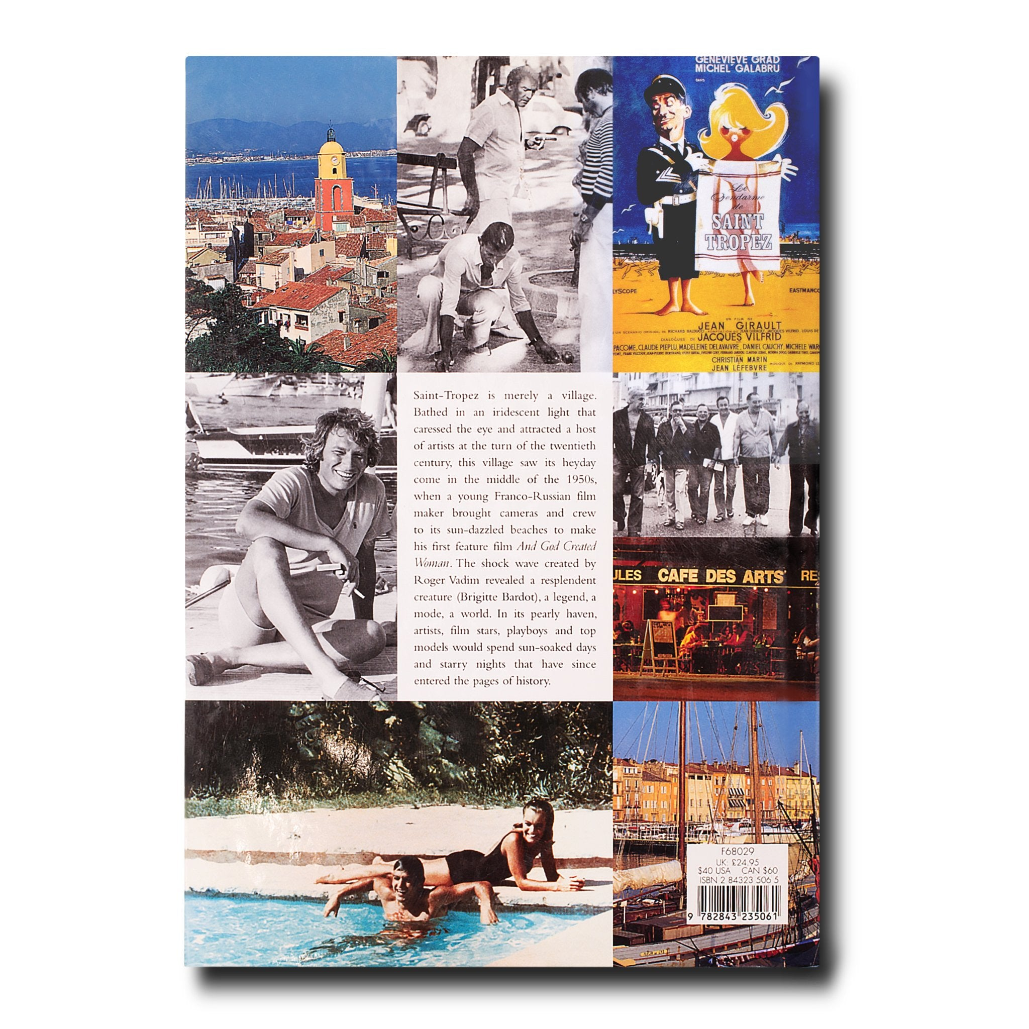 In the Spirit of St. Tropez - Assouline