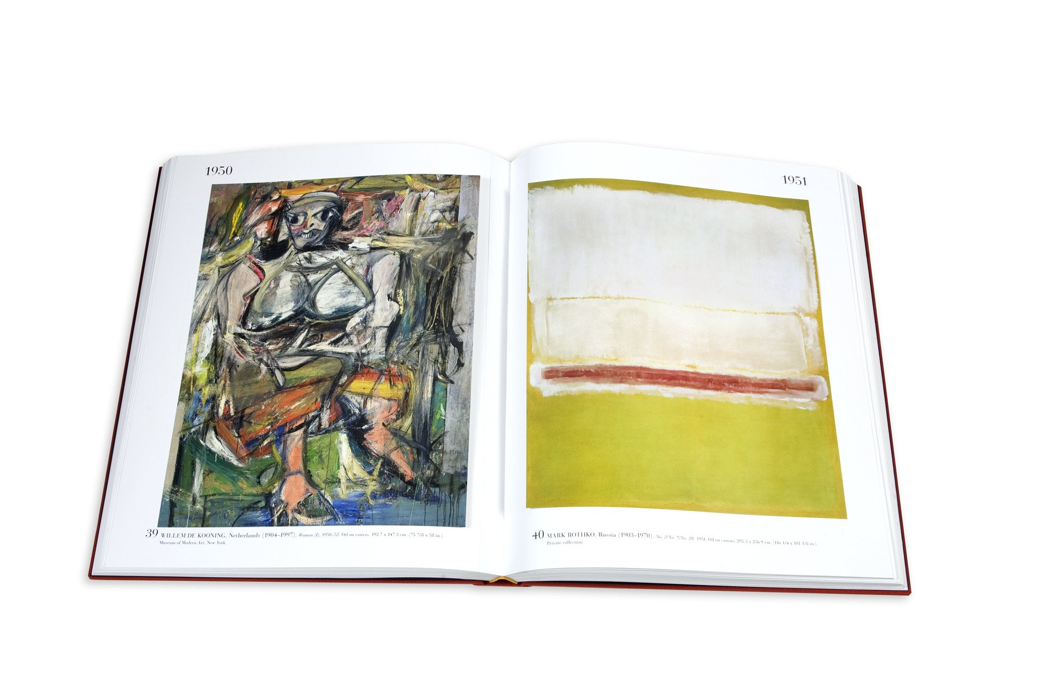 Assouline Books The Impossible Collection of Art