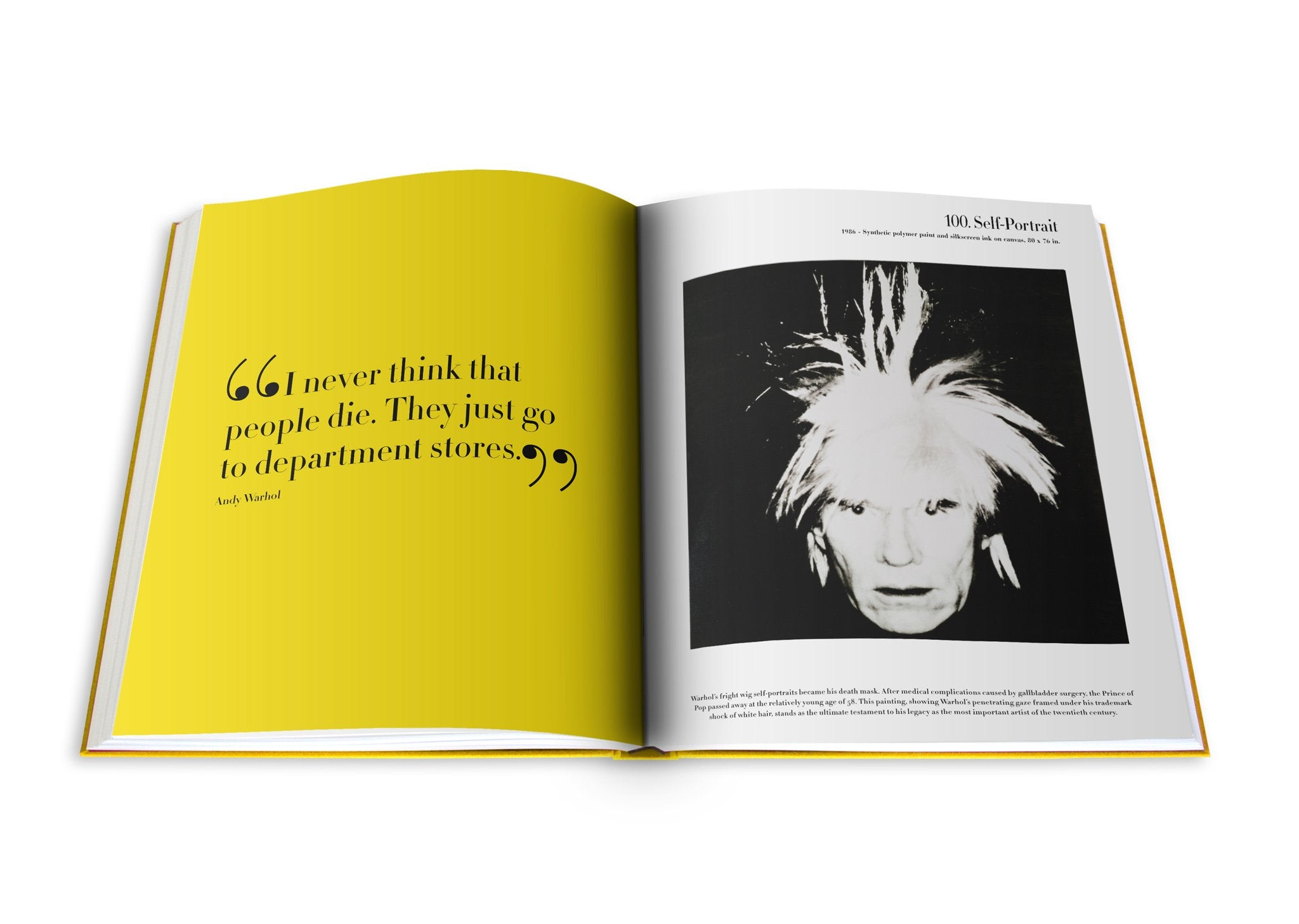 Andy Warhol: The Impossible Collection - Assouline
