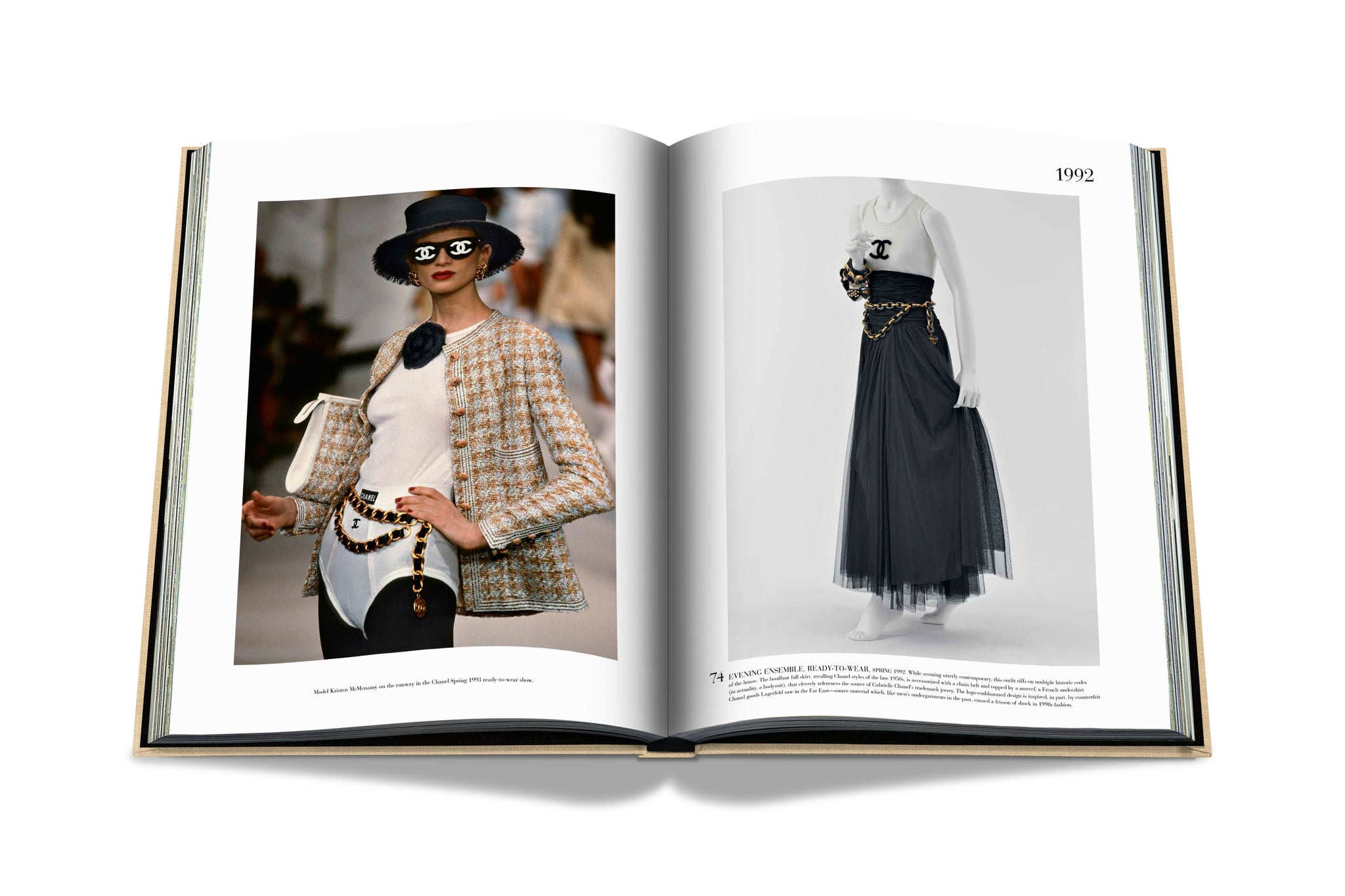 ASSOULINE Books Chanel: The Impossible Collection