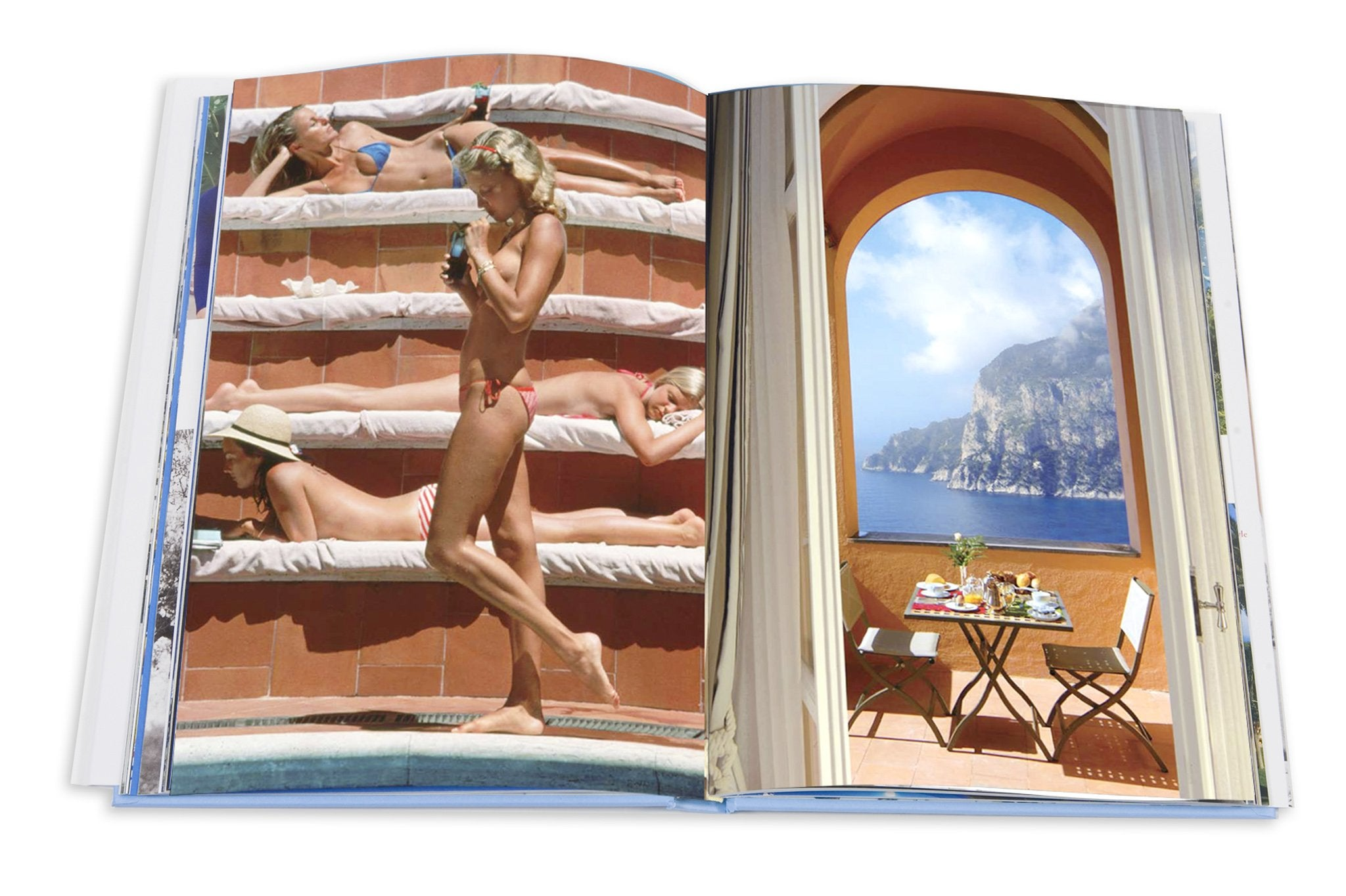 In the Spirit of Capri - Assouline