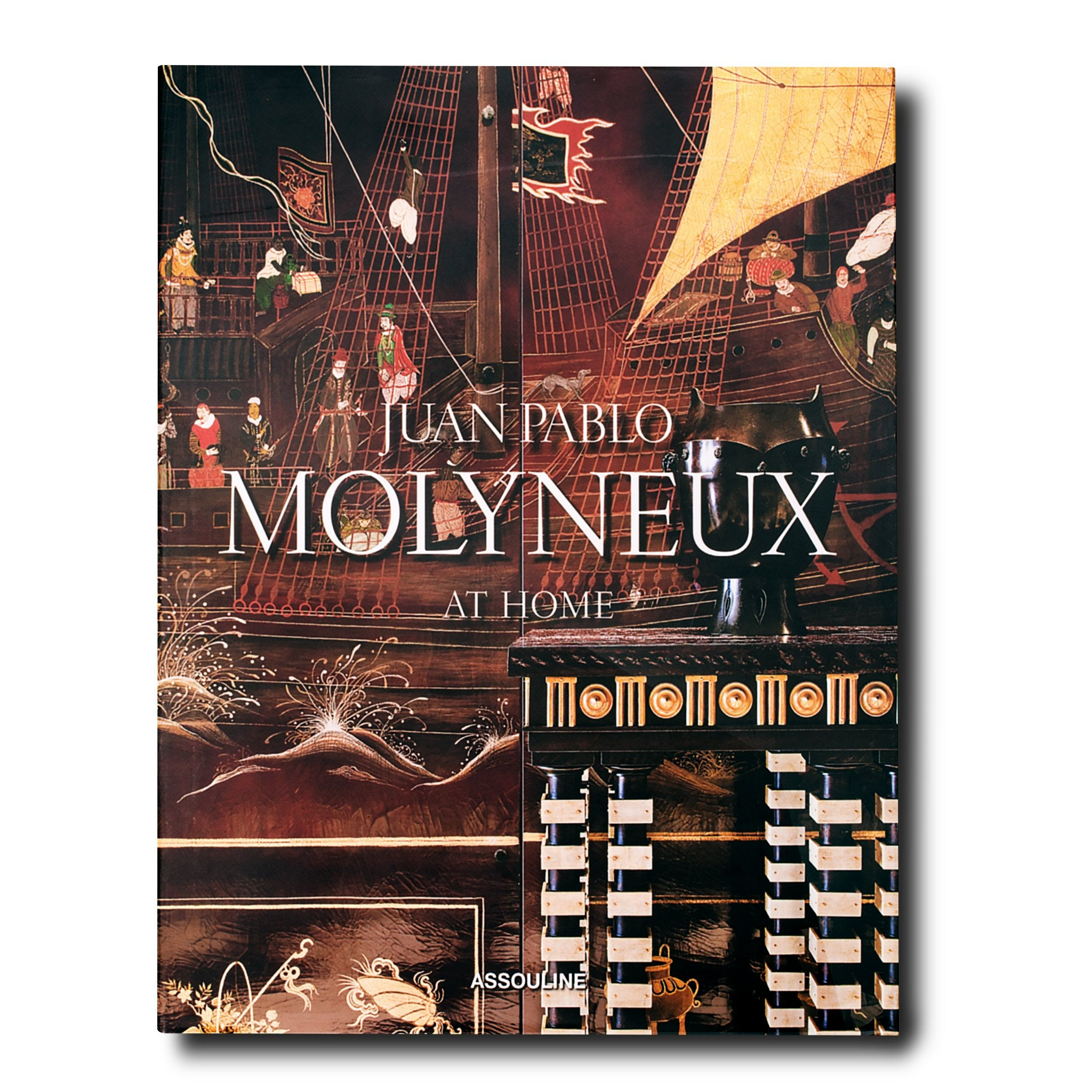 Juan Pablo Molyneux: At Home - Assouline